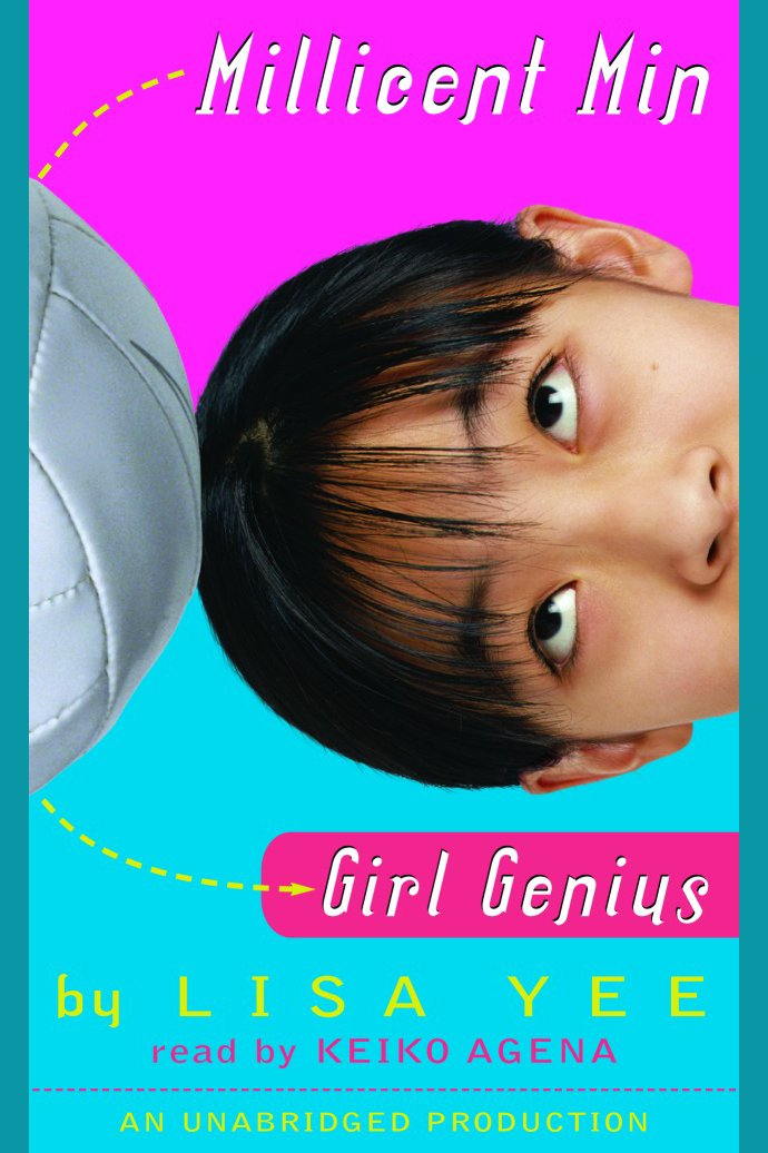 Cover Image of Millicent Min, Girl Genius