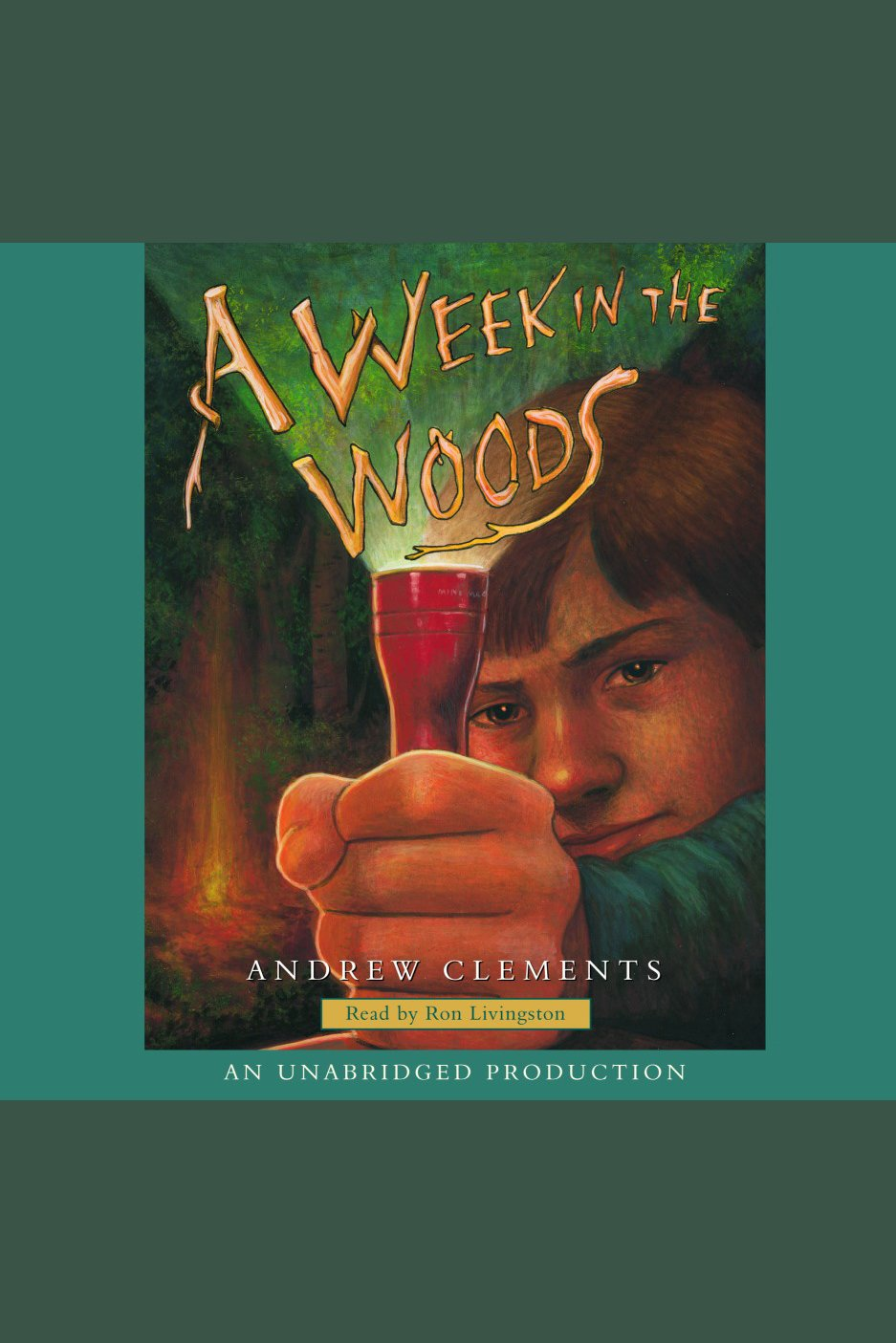 Cover Image of A Week in the Woods