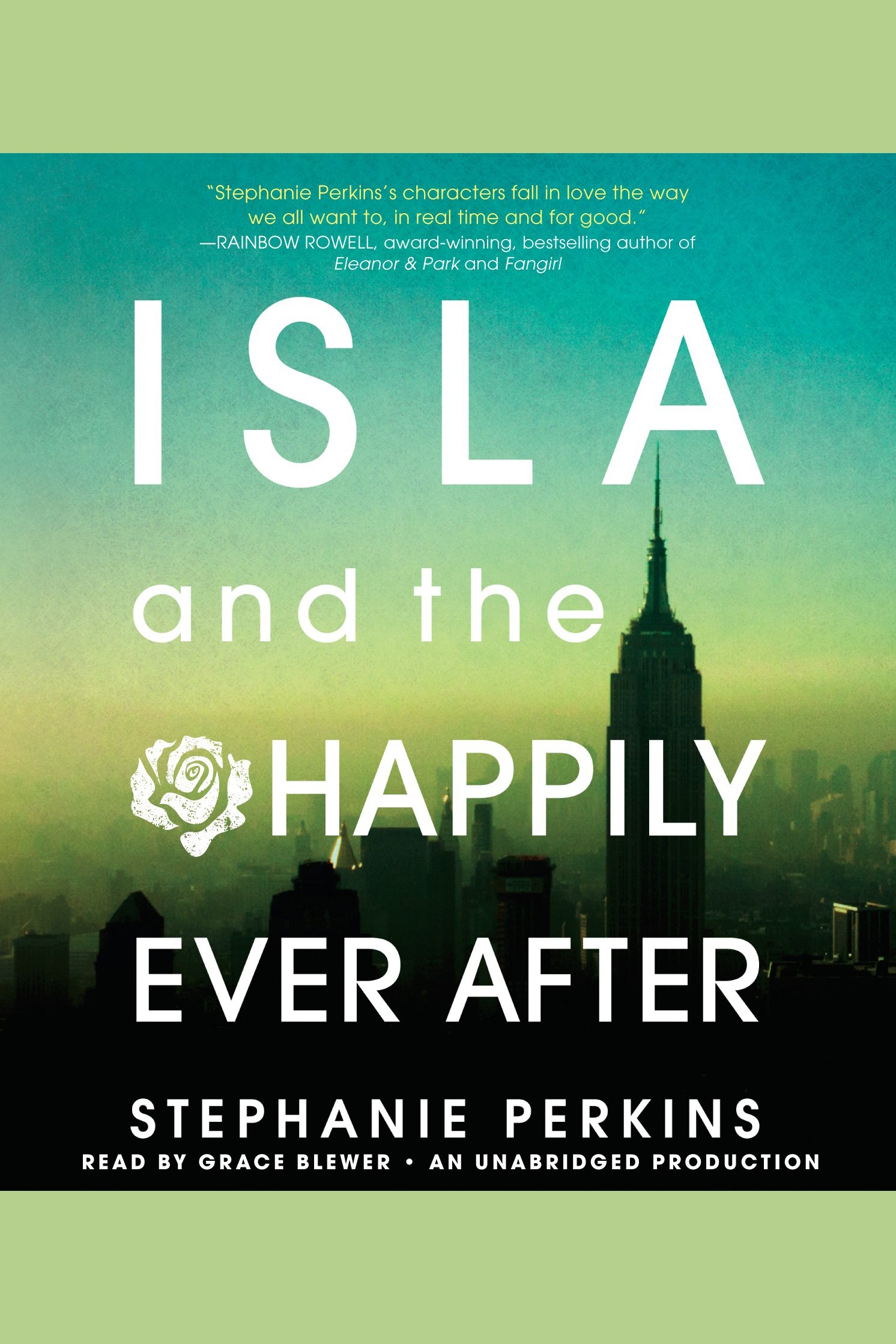 Cover Image of Isla and the Happily Ever After