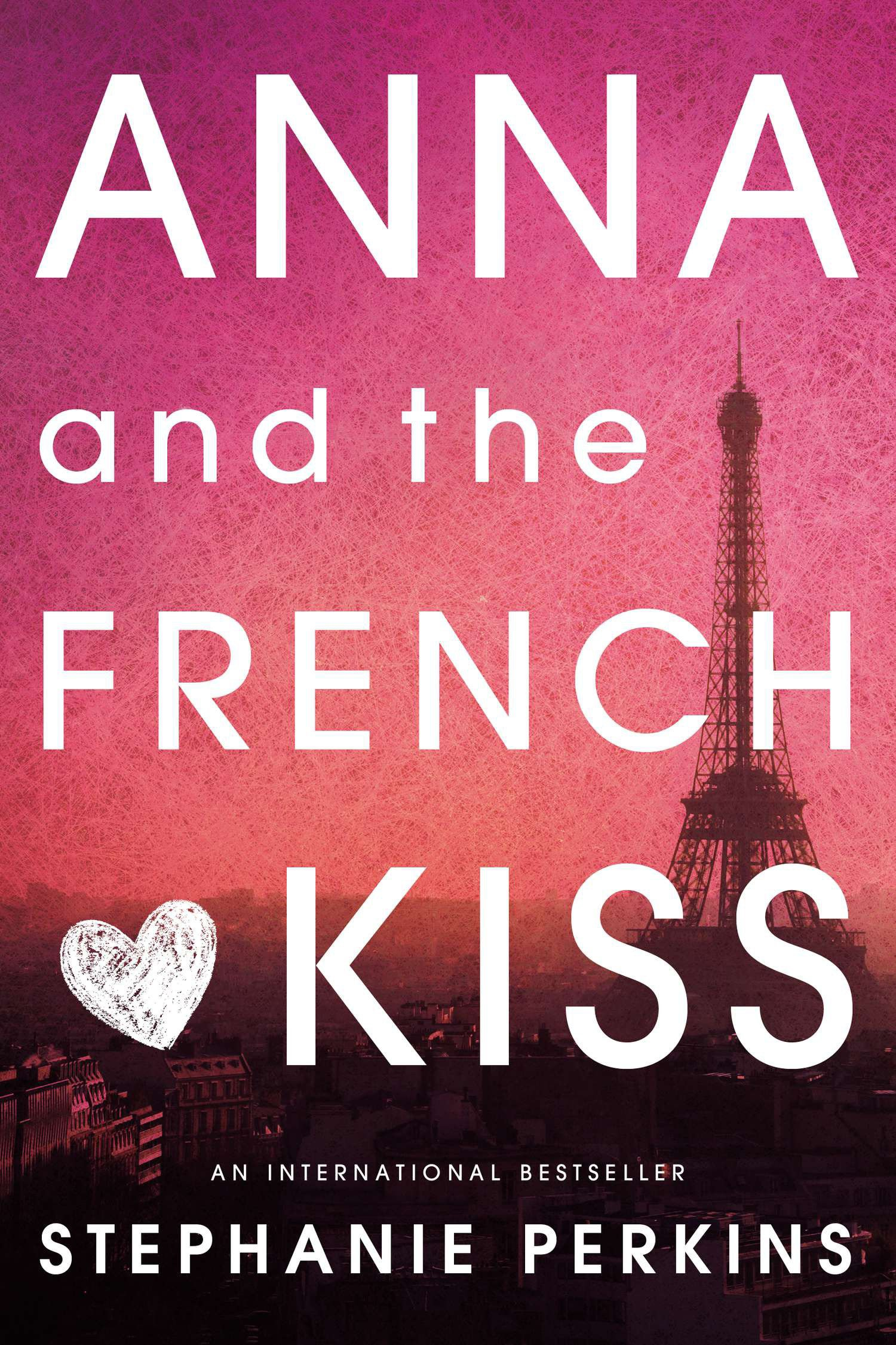 Cover Image of Anna and the French Kiss