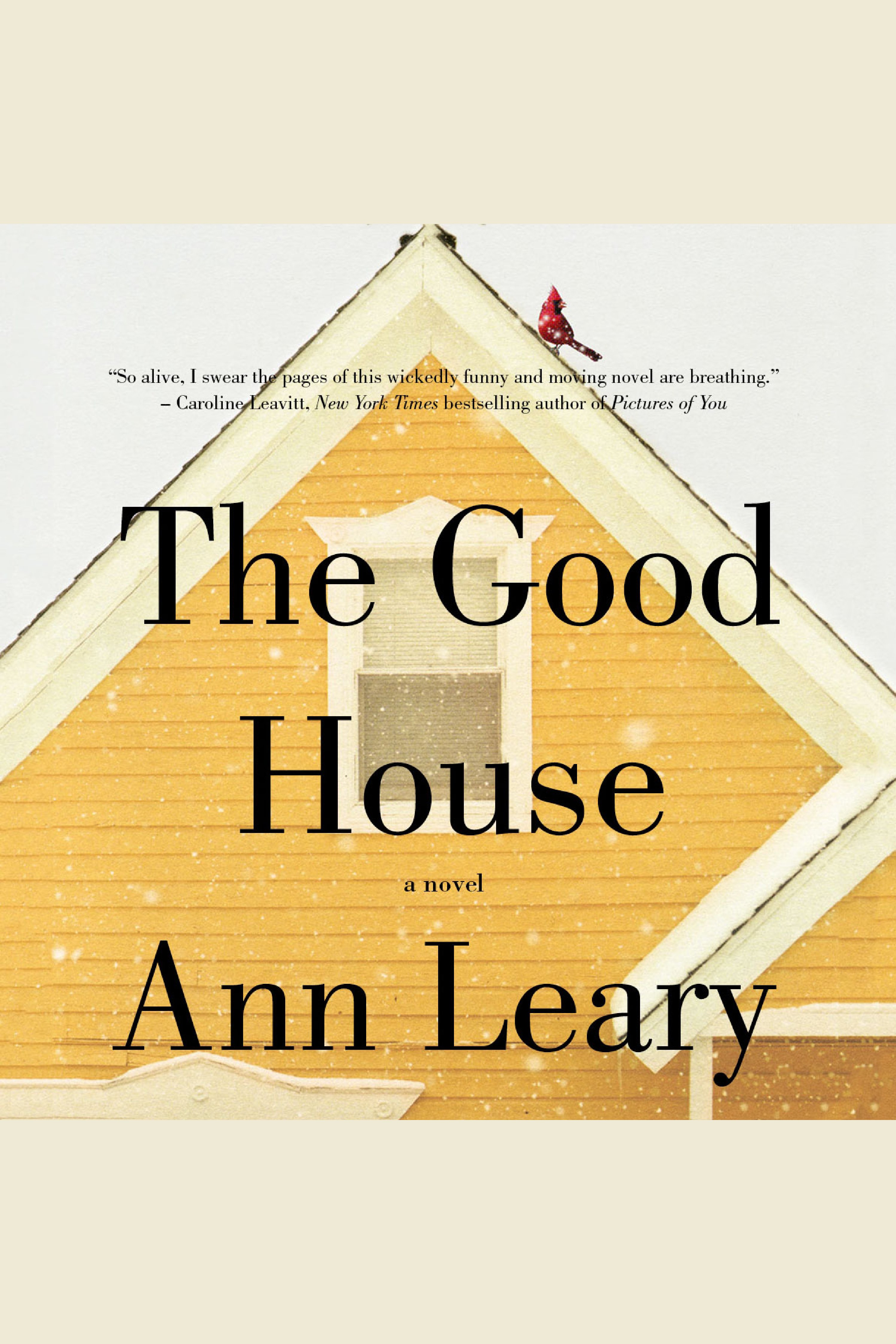 Cover Image of The Good House