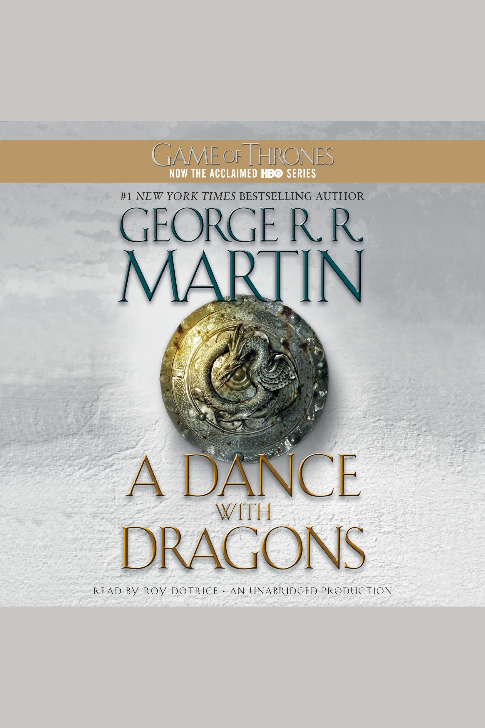 Cover Image of A Dance with Dragons