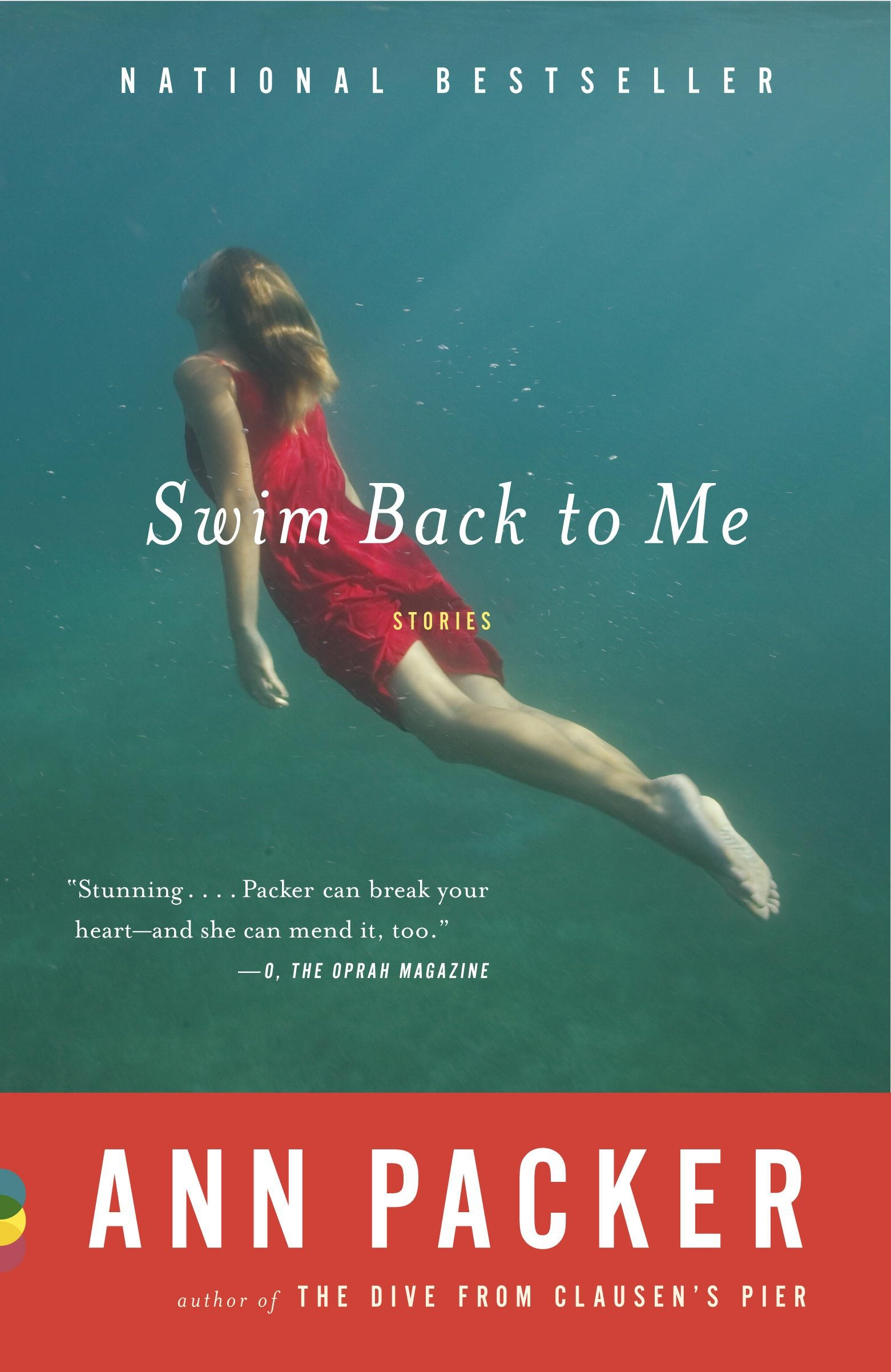 Swim back to me cover image