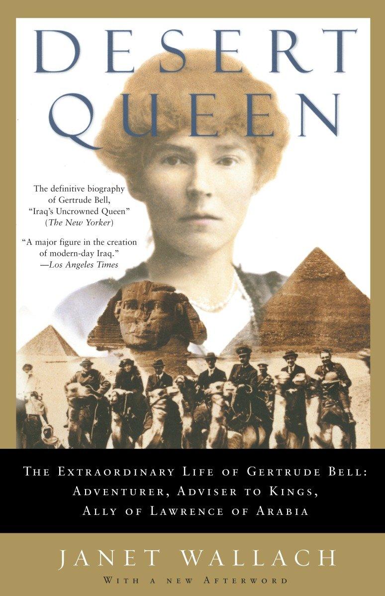 Desert queen cover image