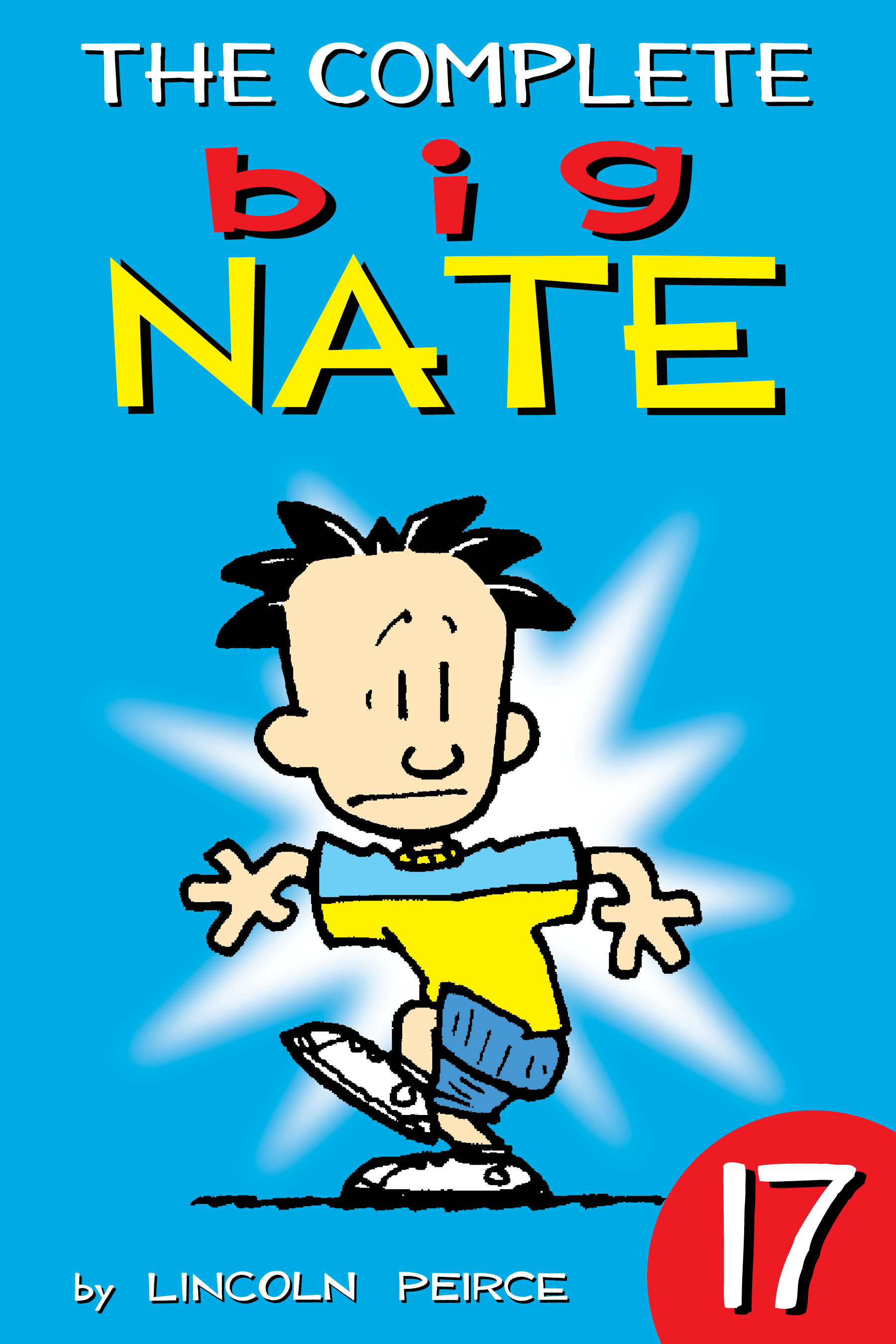 The Complete Big Nate 17 cover image