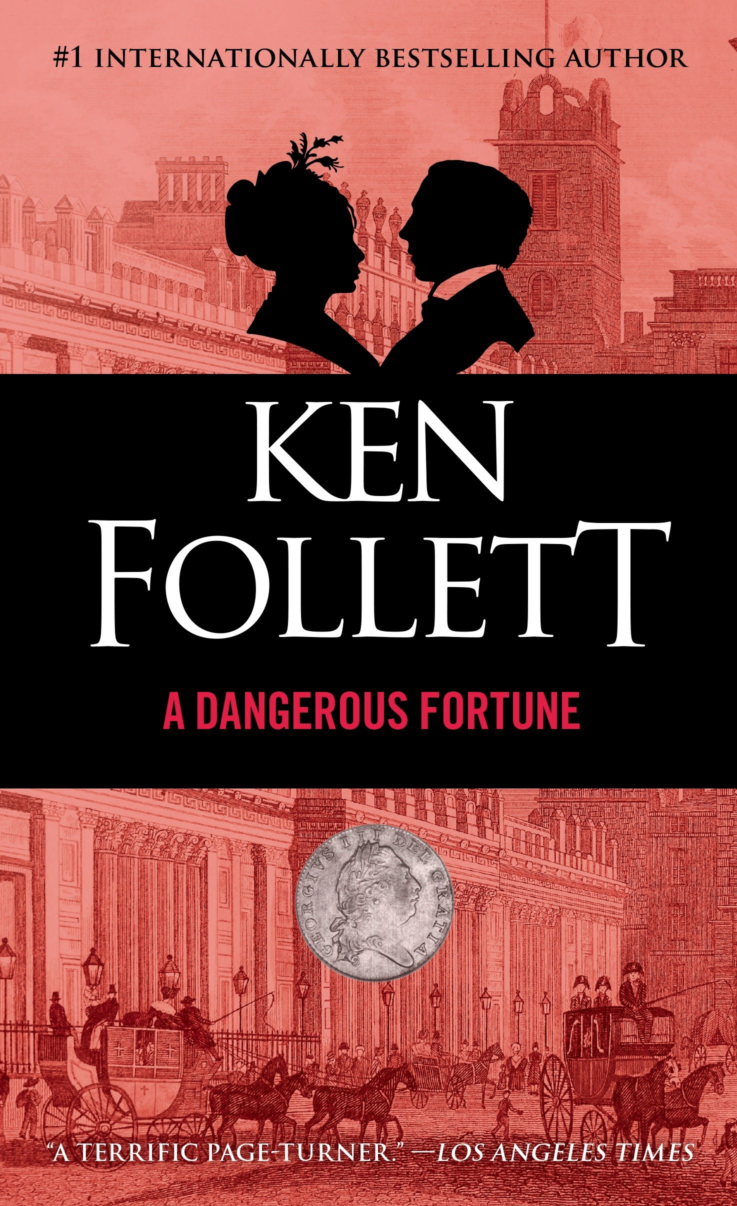 A dangerous fortune cover image
