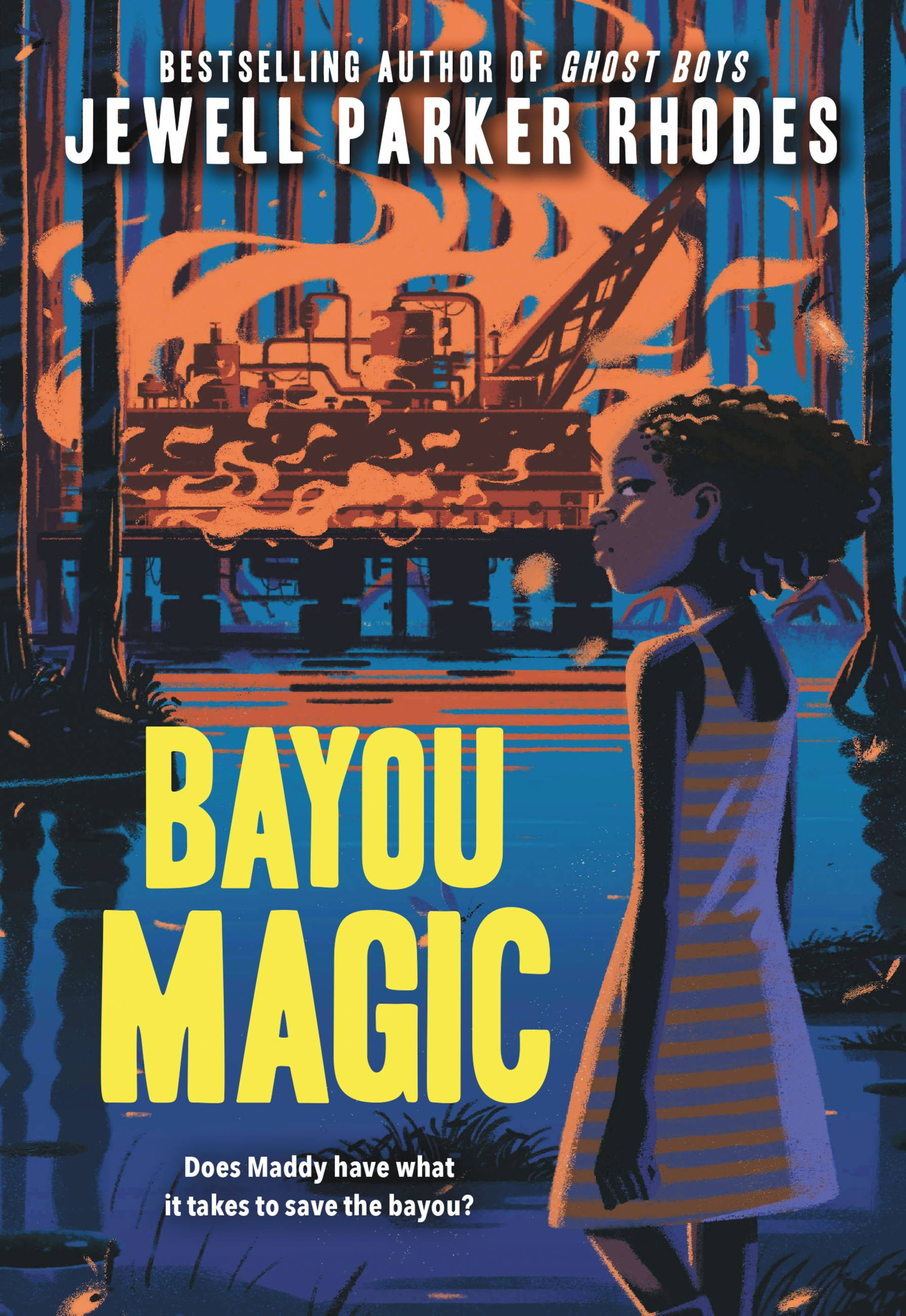 Cover image for Bayou Magic [electronic resource] :