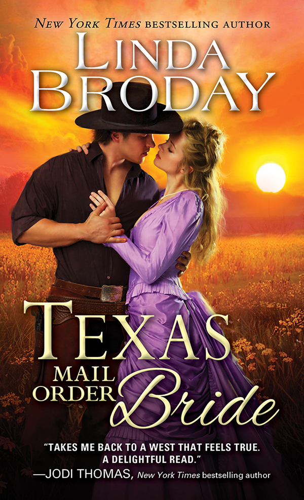 Cover Image of Texas Mail Order Bride