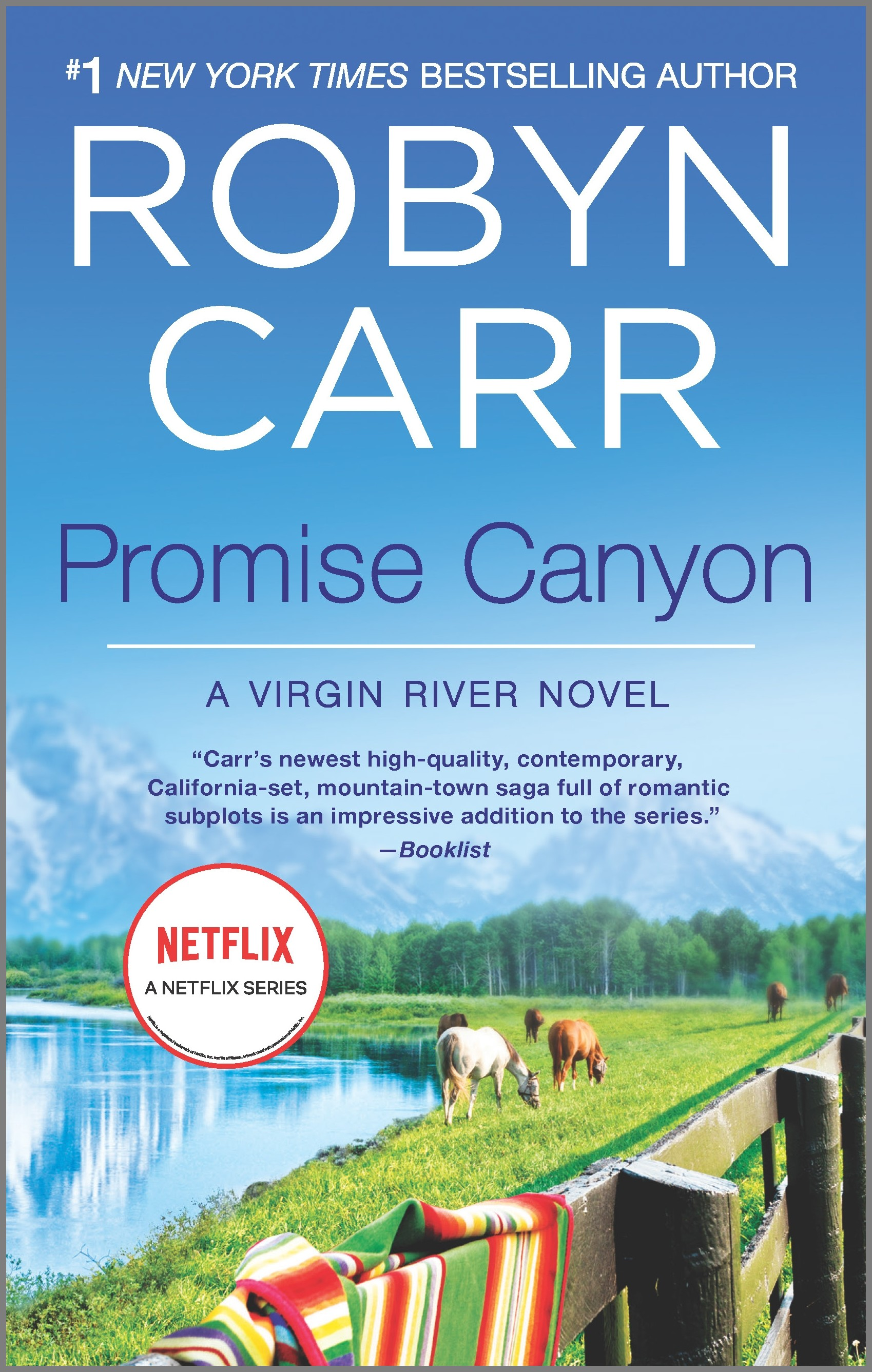 Cover Image of Promise Canyon