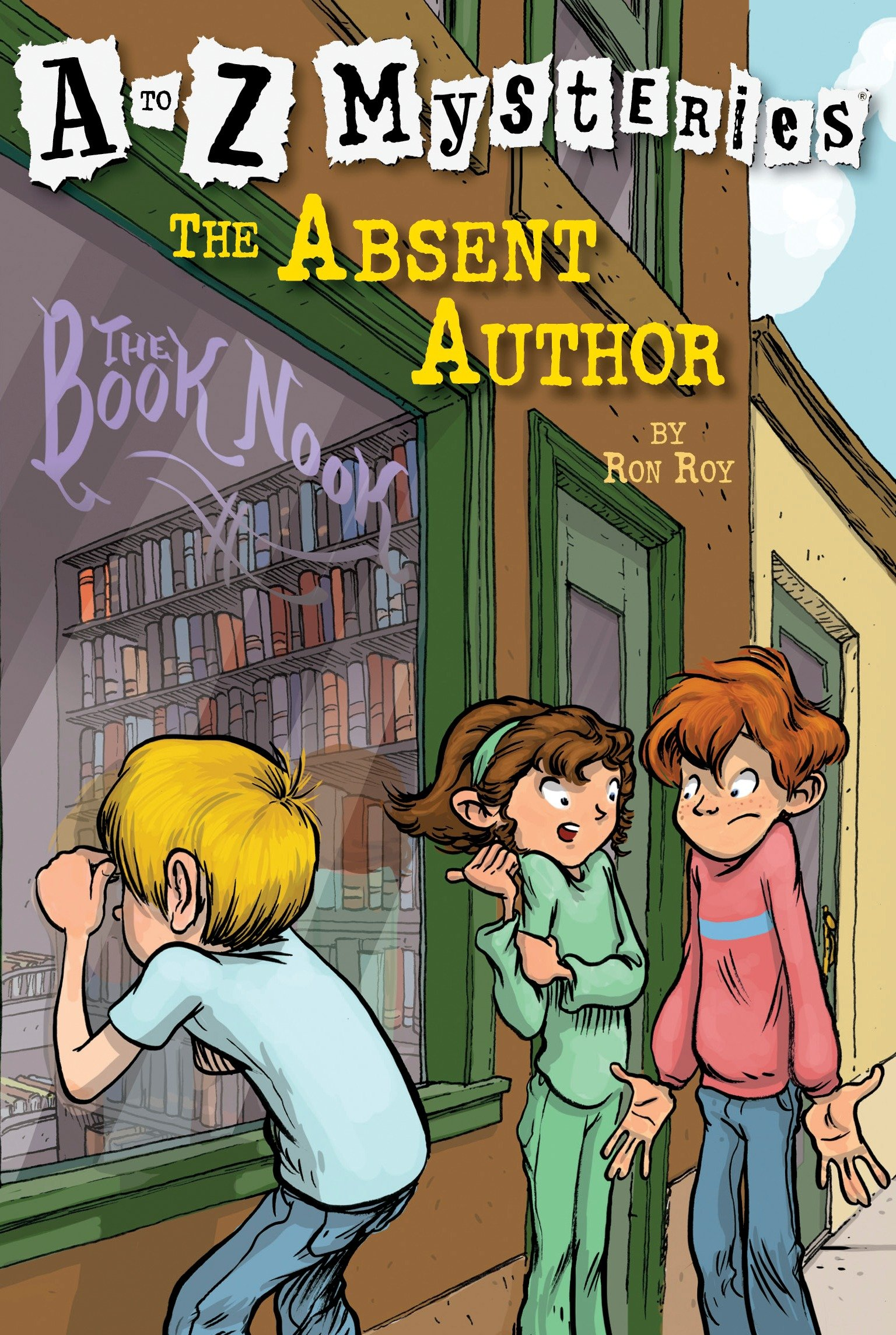 The Absent Author cover image