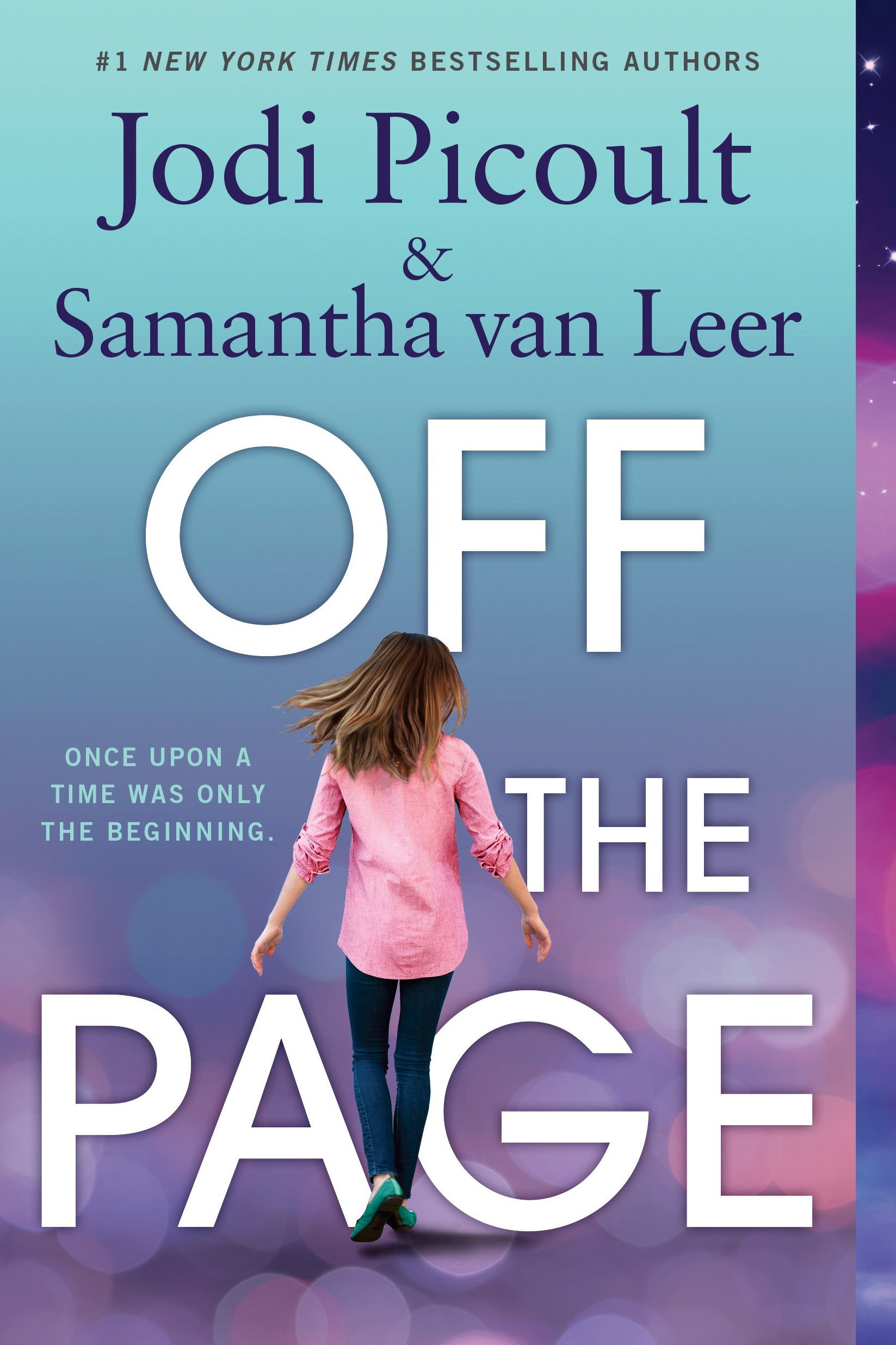 Cover Image of Off the Page