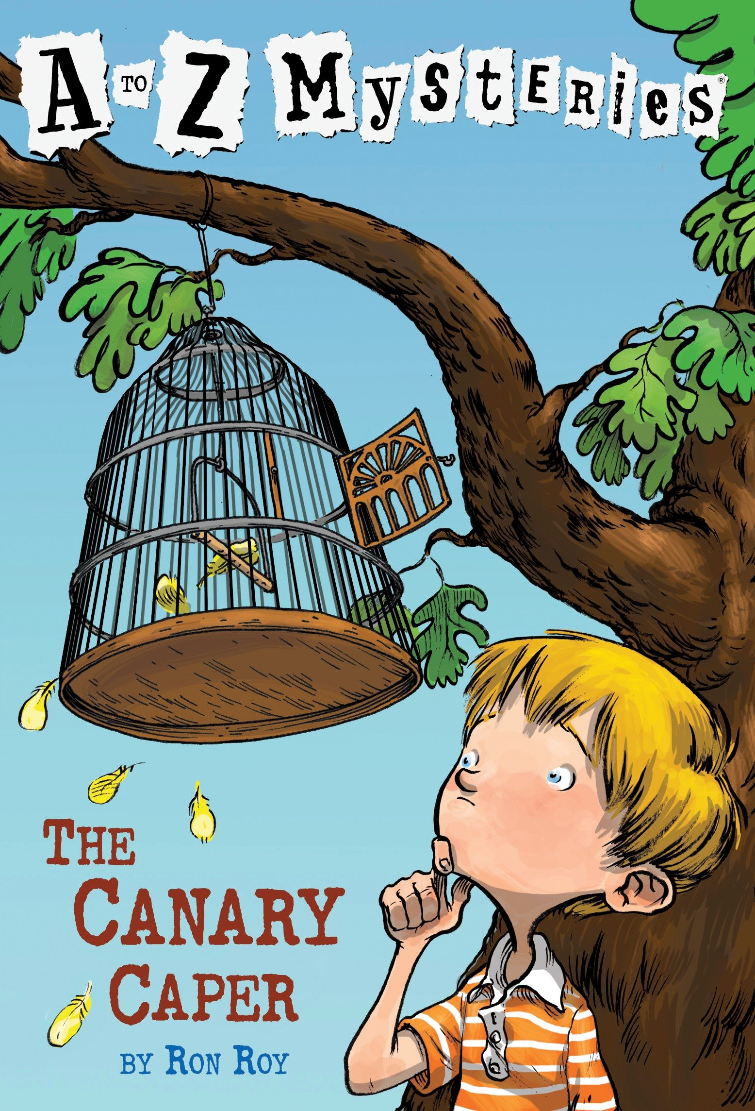 The Canary Caper cover image