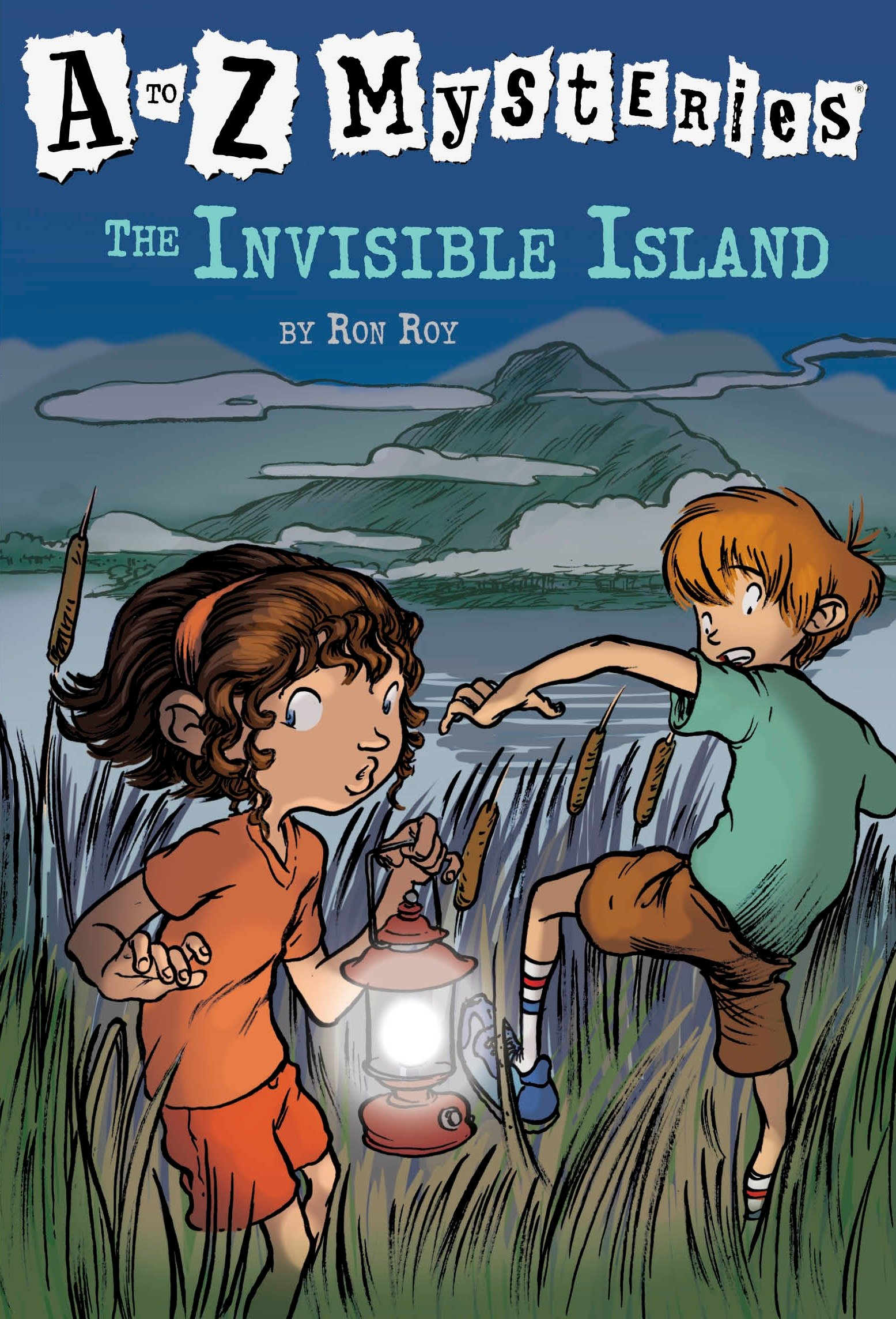 The Invisible Island cover image