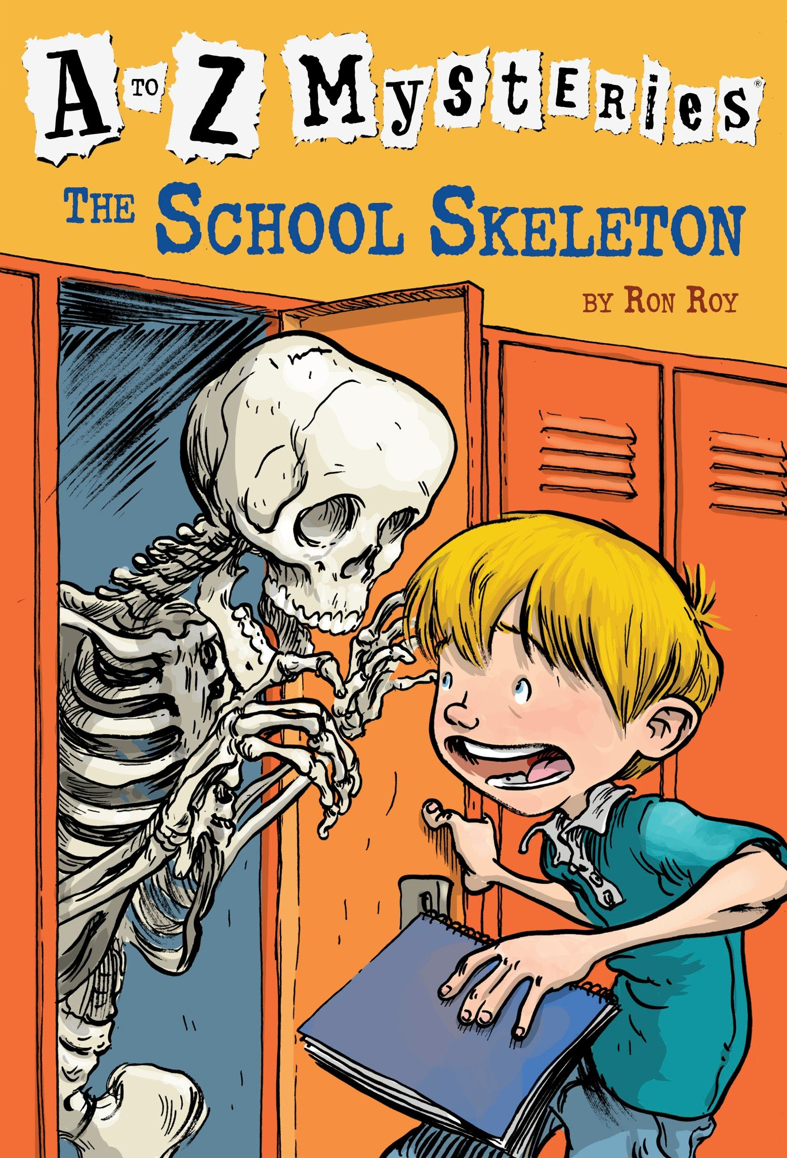 The School Skeleton cover image