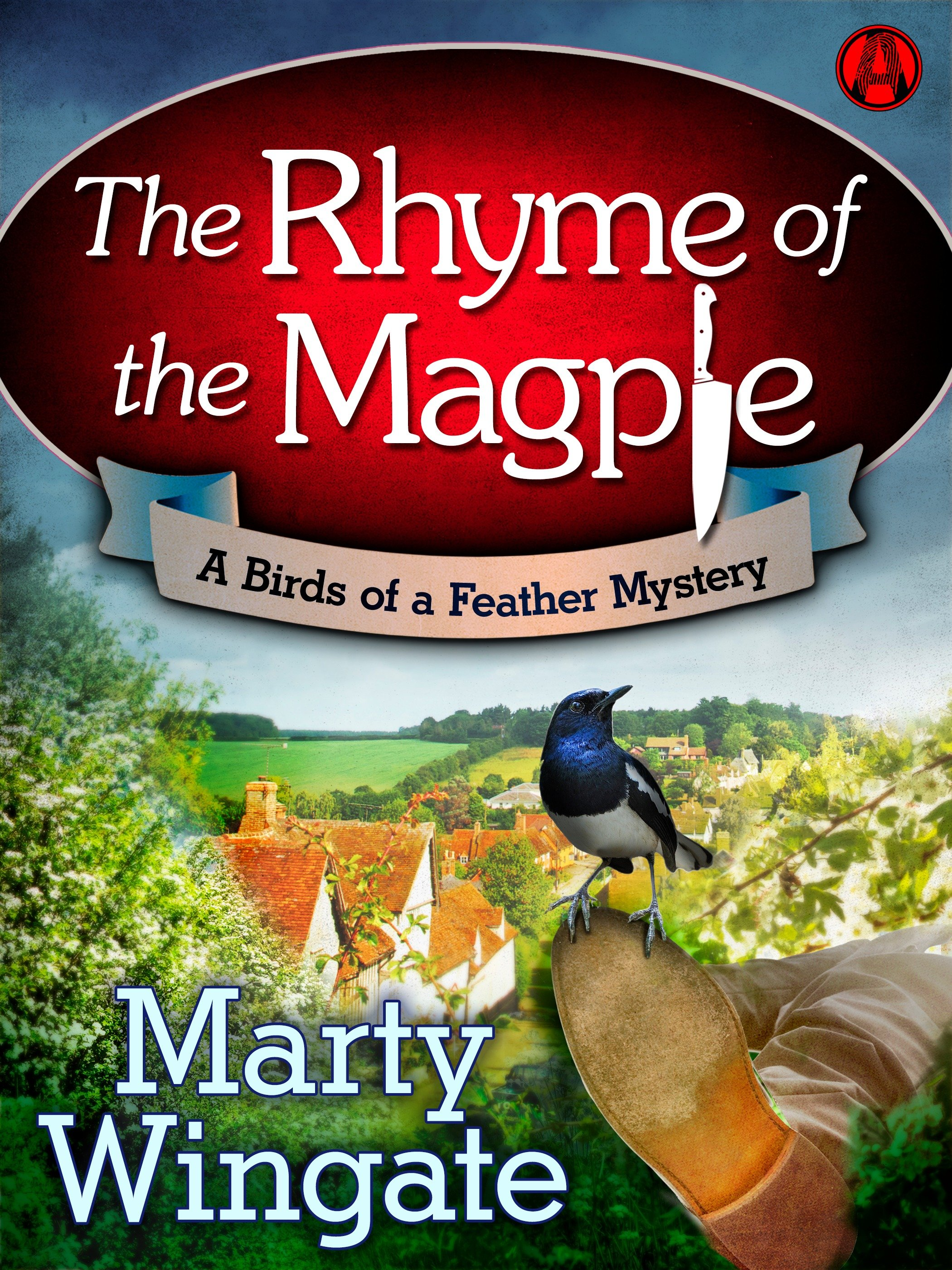 The rhyme of the Magpie cover image