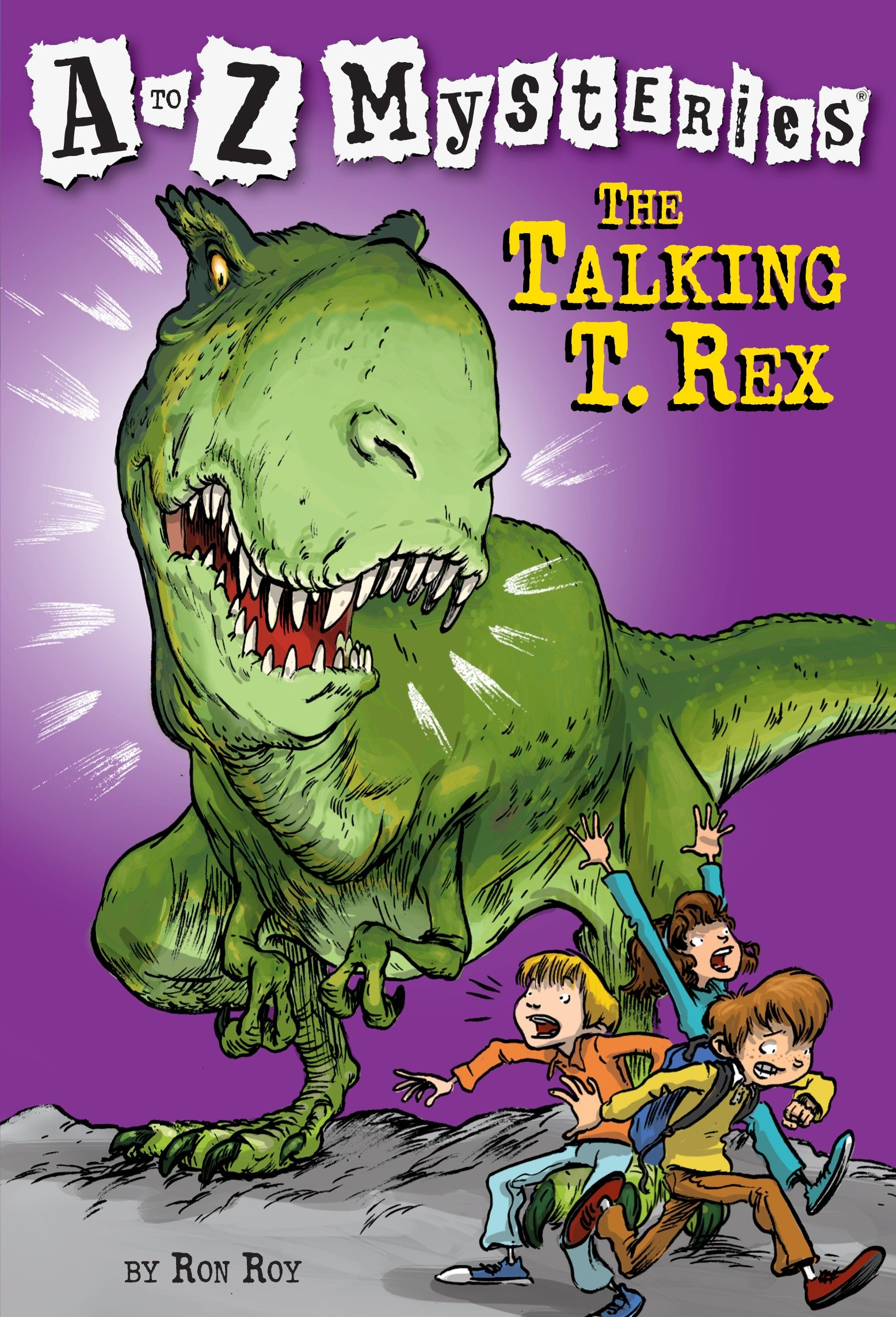 The Talking T. Rex cover image