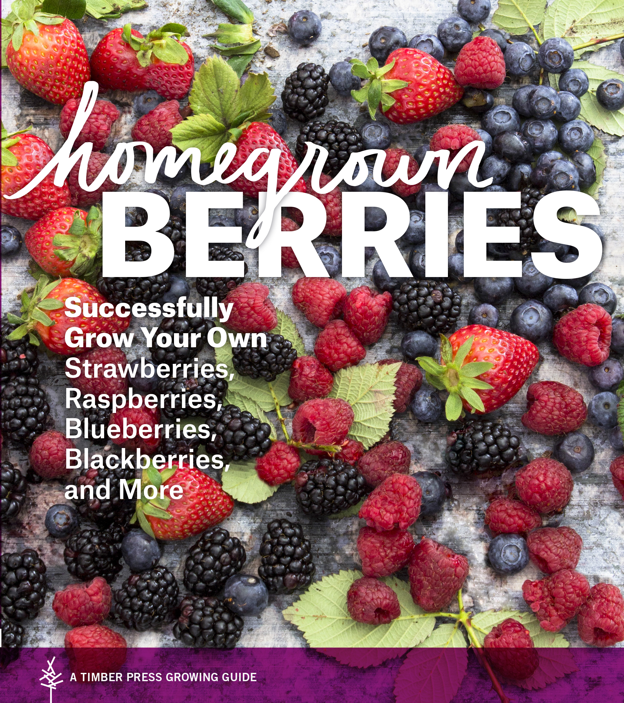 Cover Image of Homegrown Berries