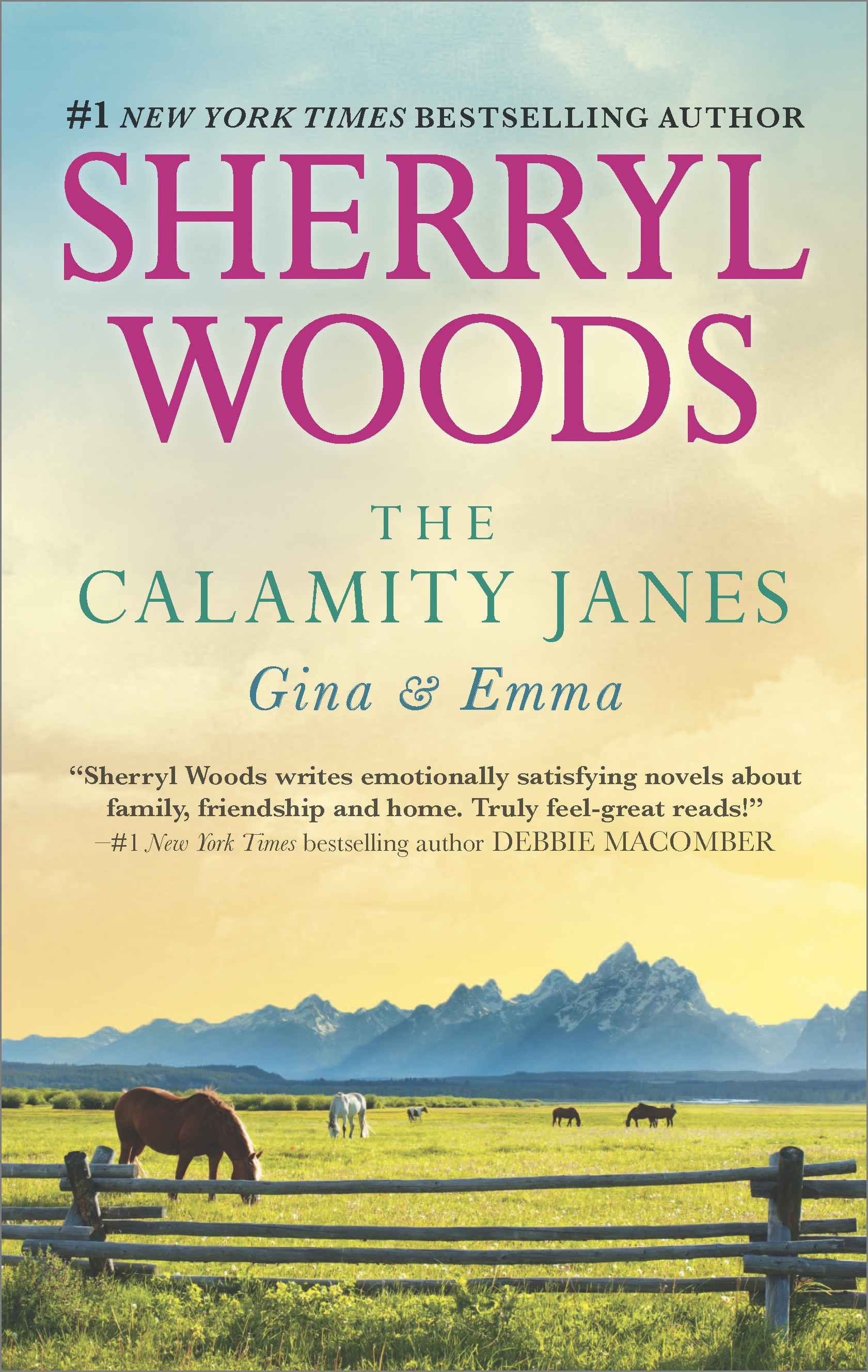 Cover Image of The Calamity Janes: Gina & Emma
