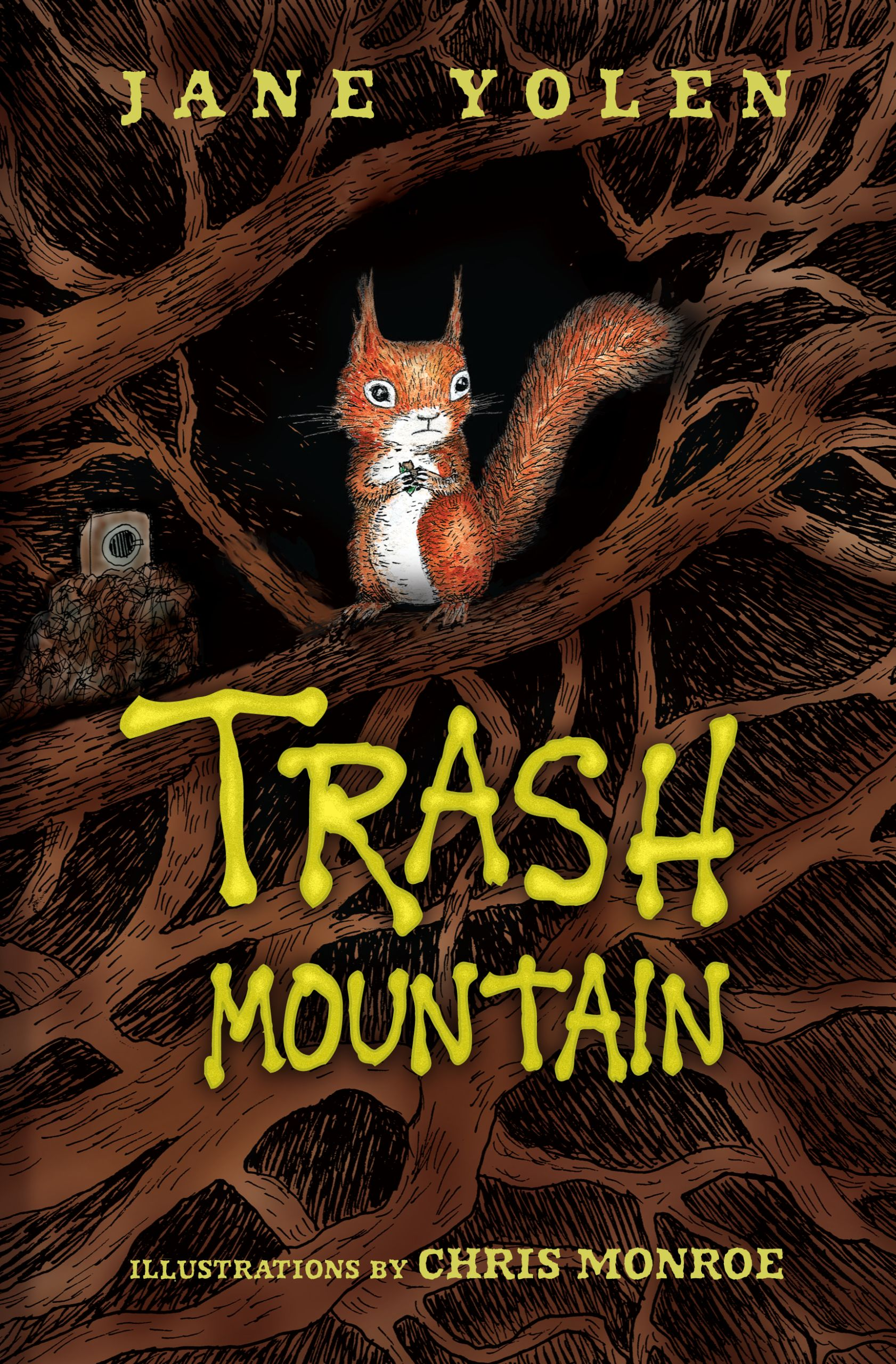 Cover image for Trash Mountain [electronic resource] :
