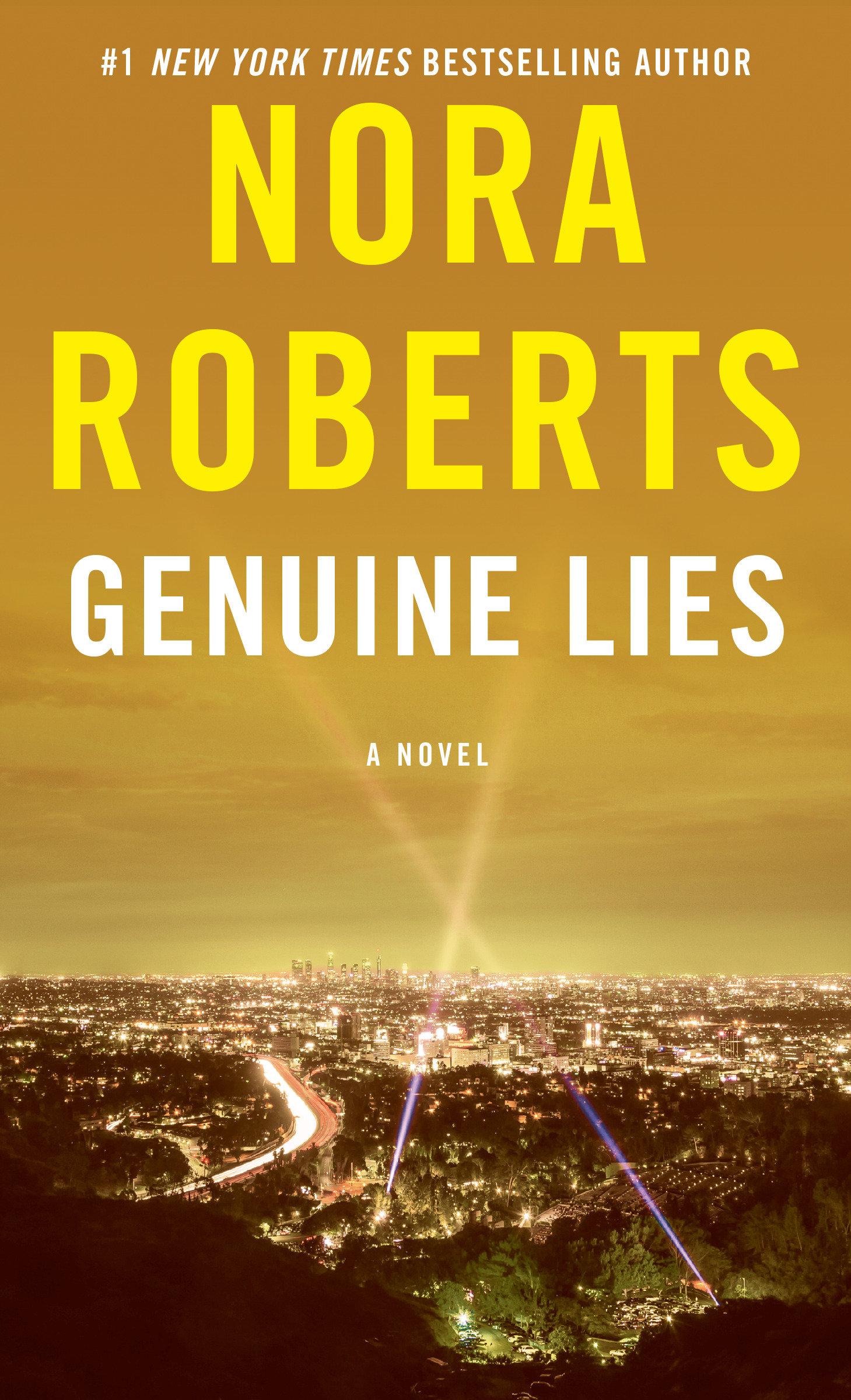 Genuine lies cover image