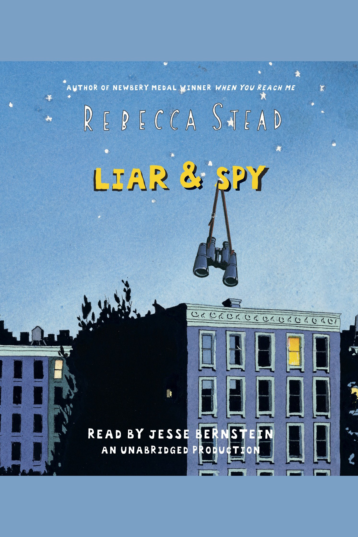 Liar & Spy cover image