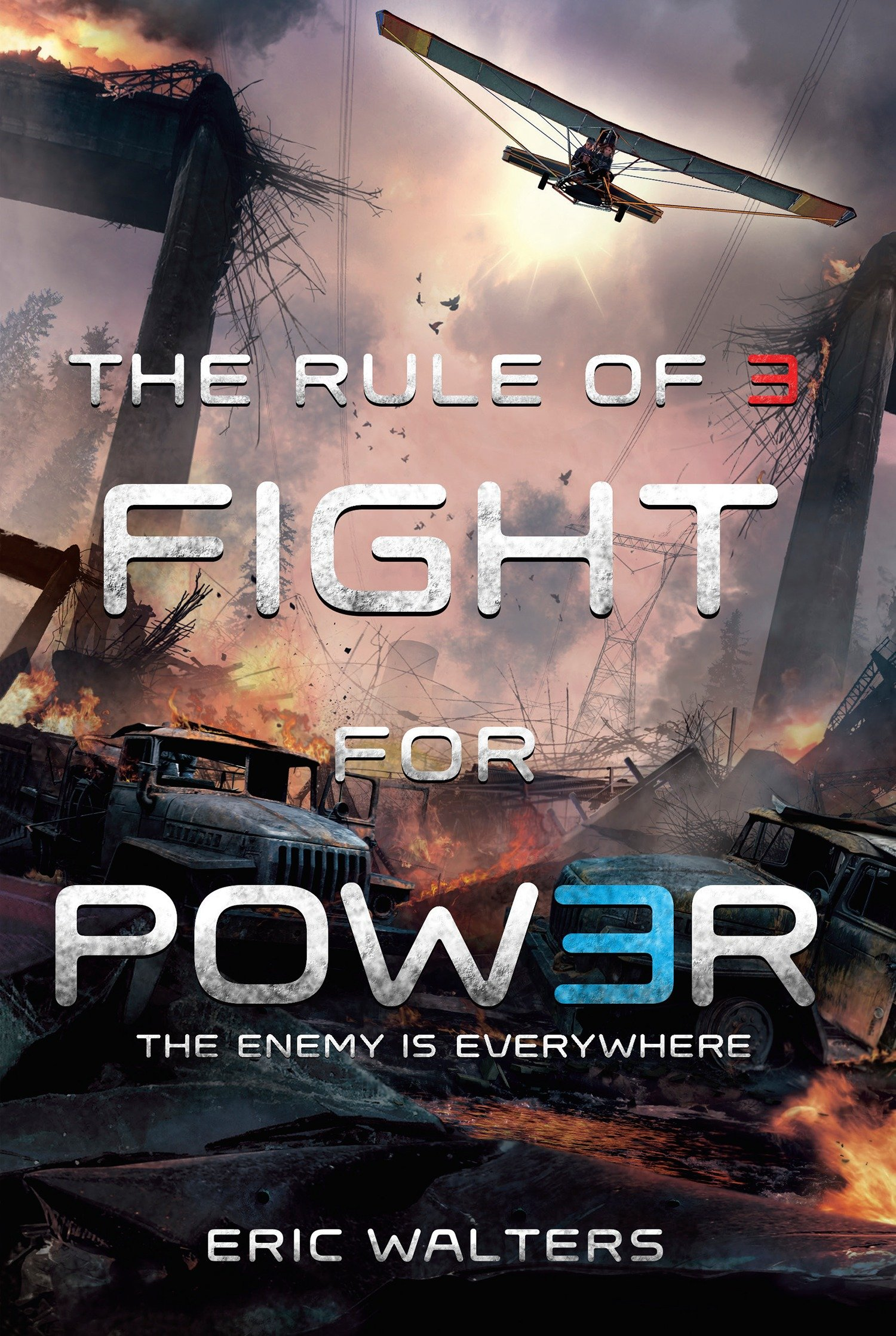 Cover Image of The Rule of Three: Fight for Power