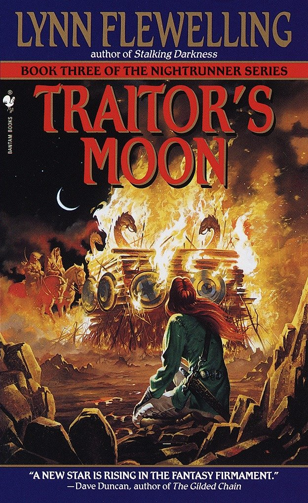 Traitor's moon cover image