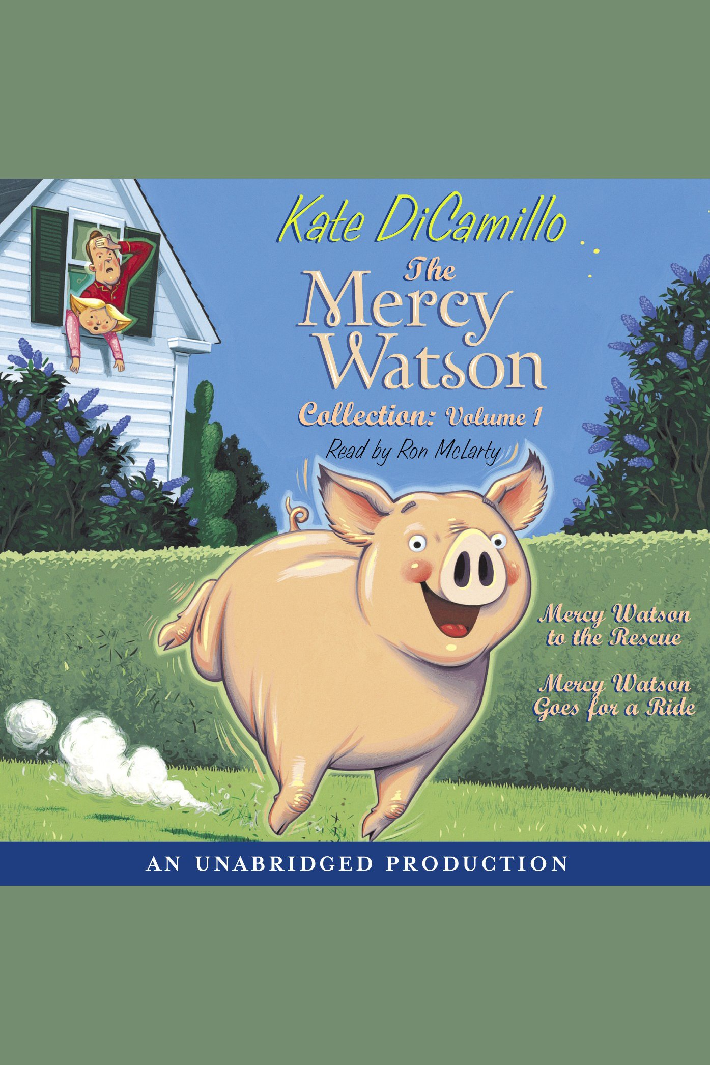 Mercy Watson collection cover image