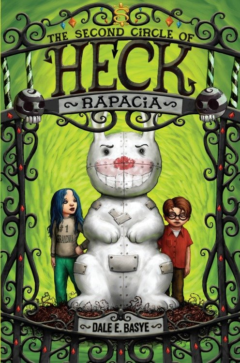 Rapacia The second circle of Heck cover image