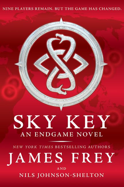 Cover Image of Endgame: Sky Key