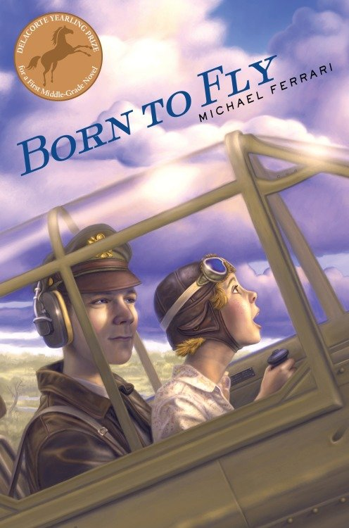 Born to fly cover image
