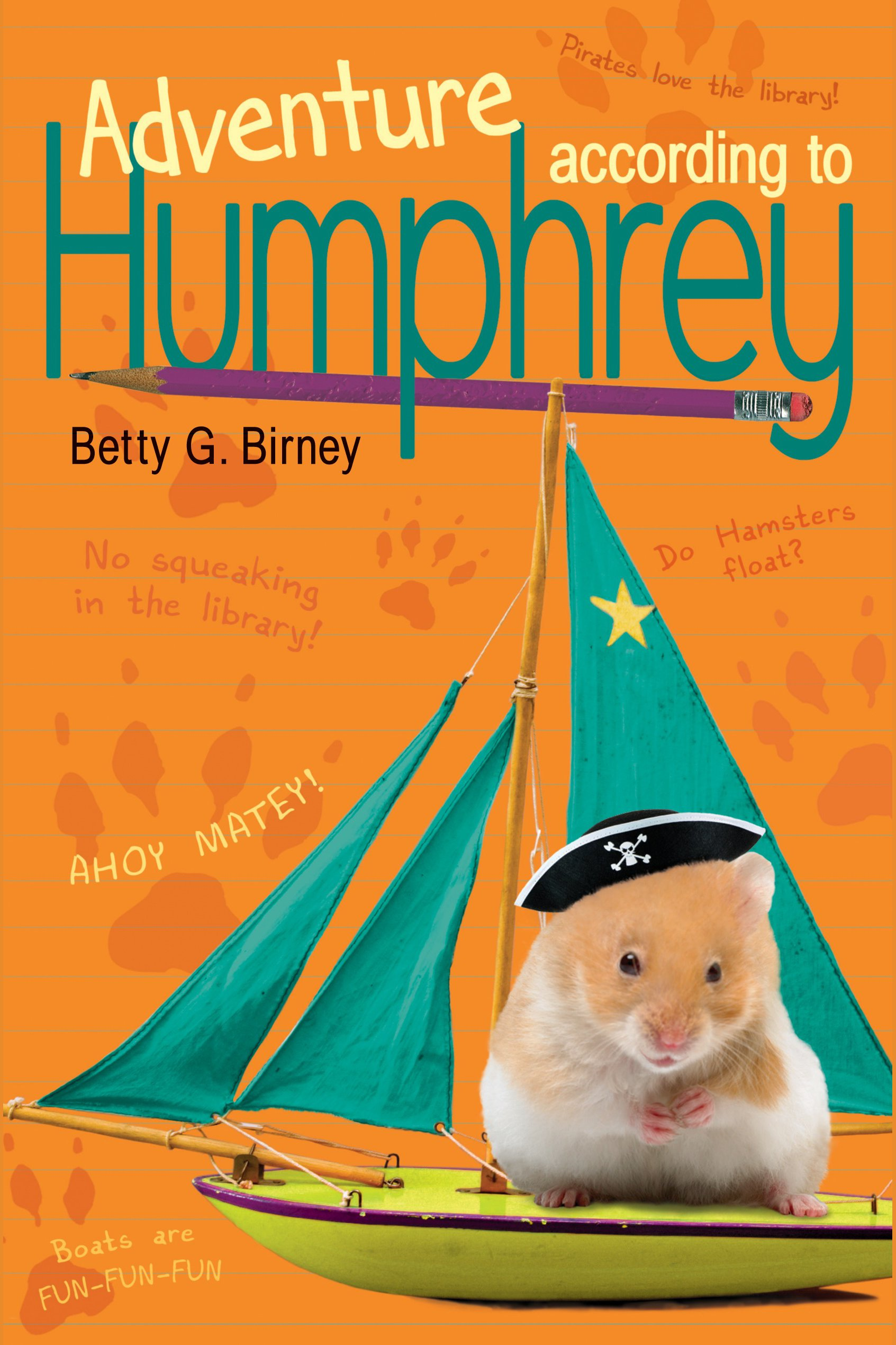 Adventure according to Humphrey cover image