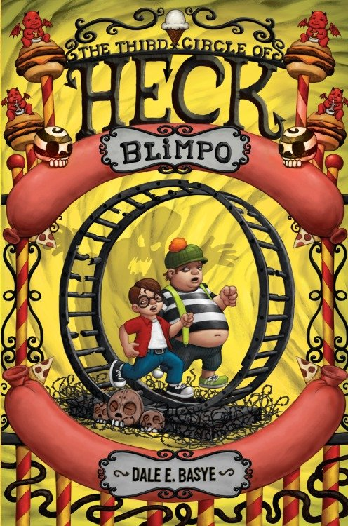 Blimpo The third circle of heck cover image