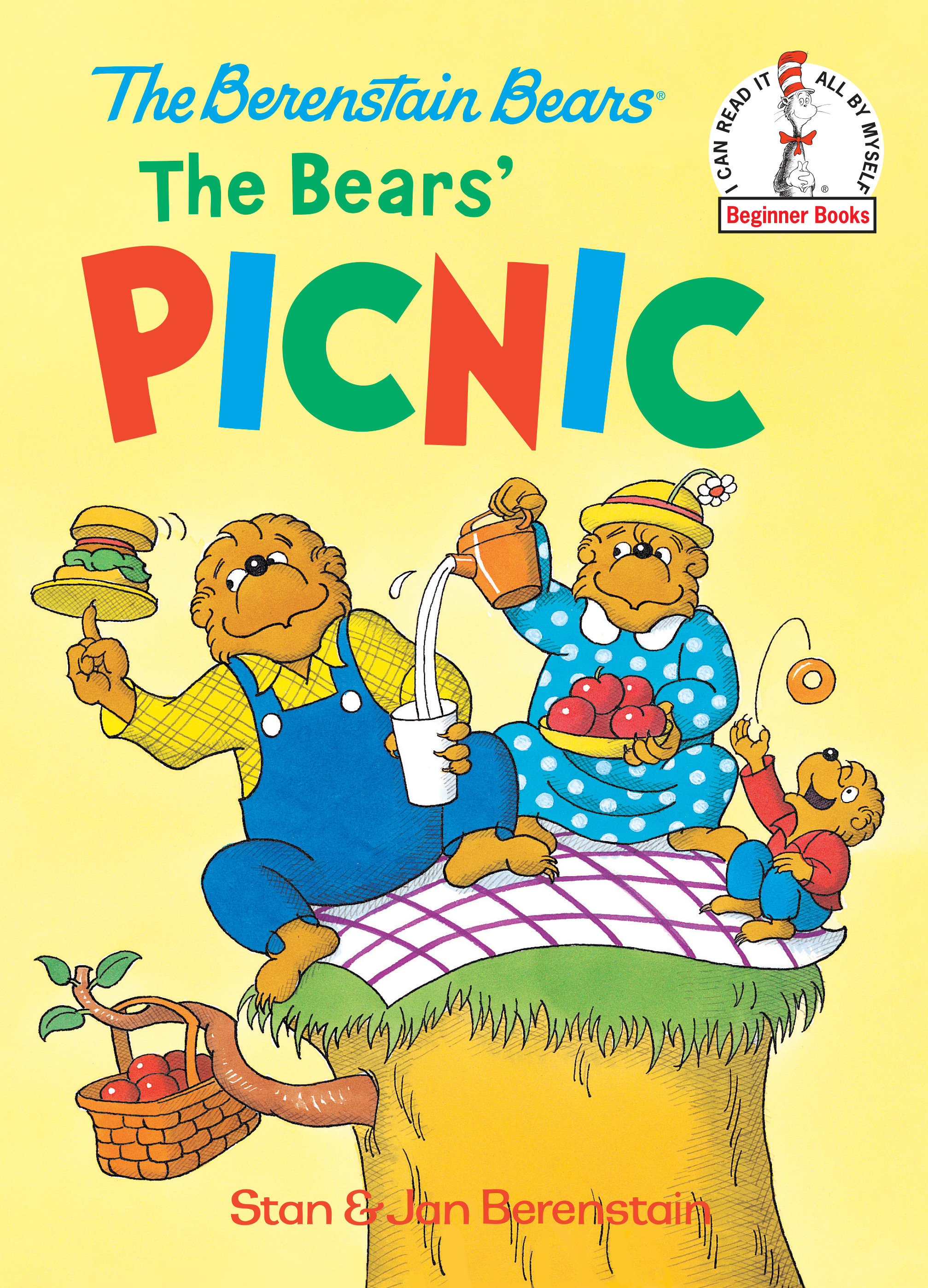 The Bears' picnic cover image