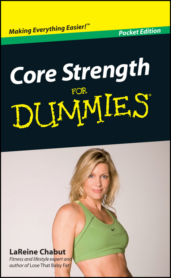 Core strength for dummies cover image