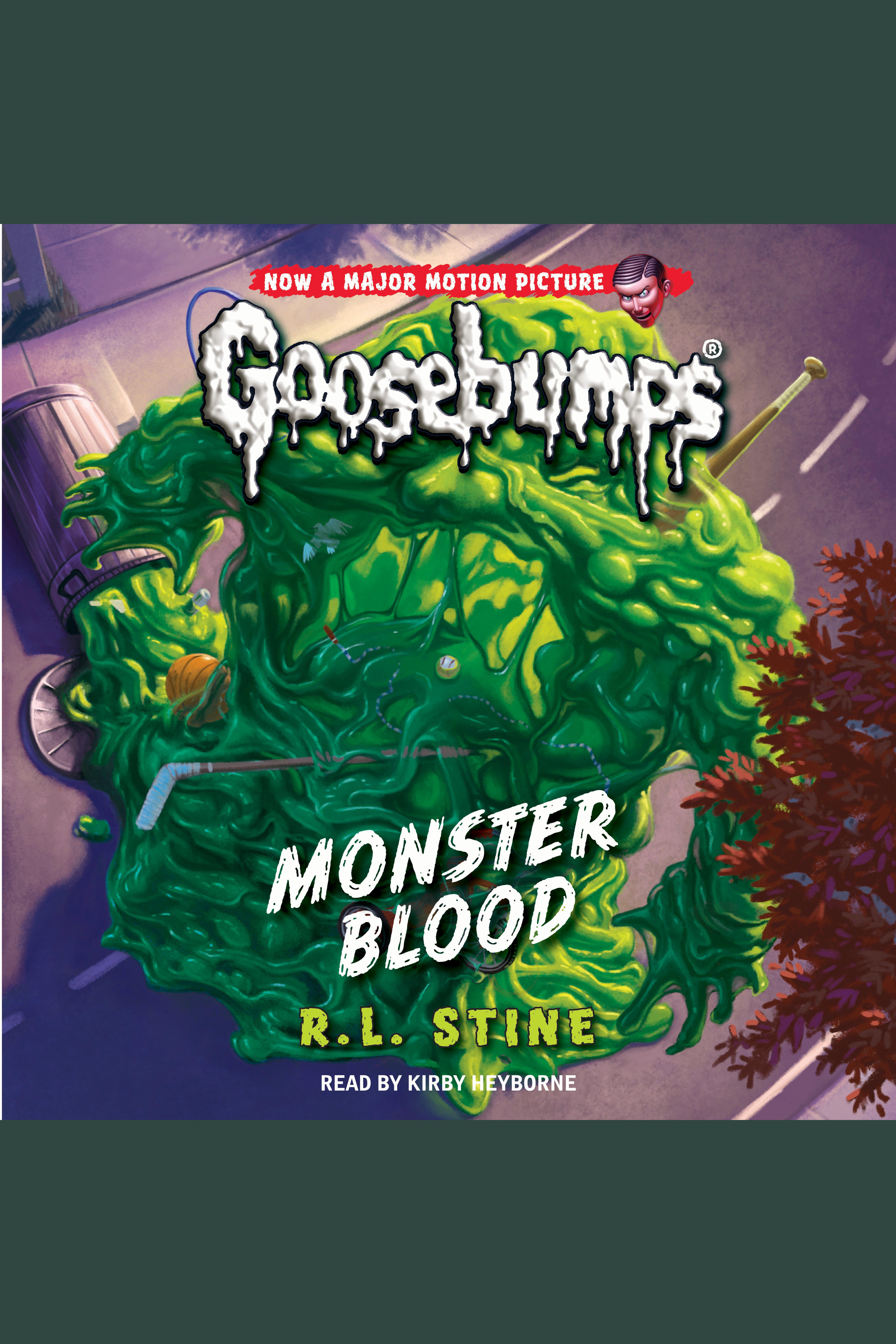 Classic Goosebumps Monster Blood