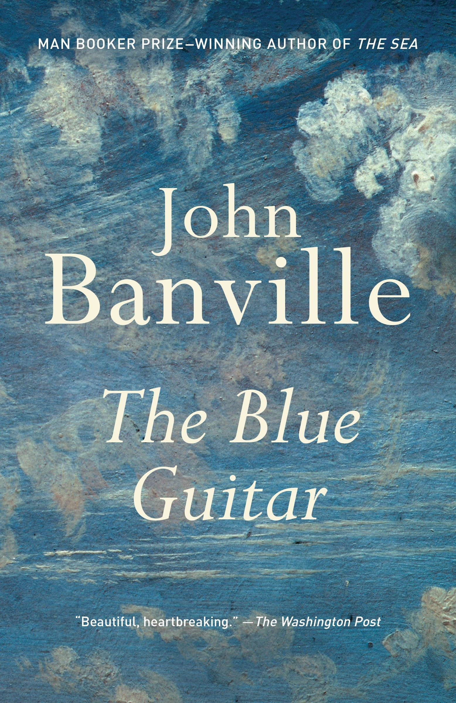 Cover Image of The Blue Guitar