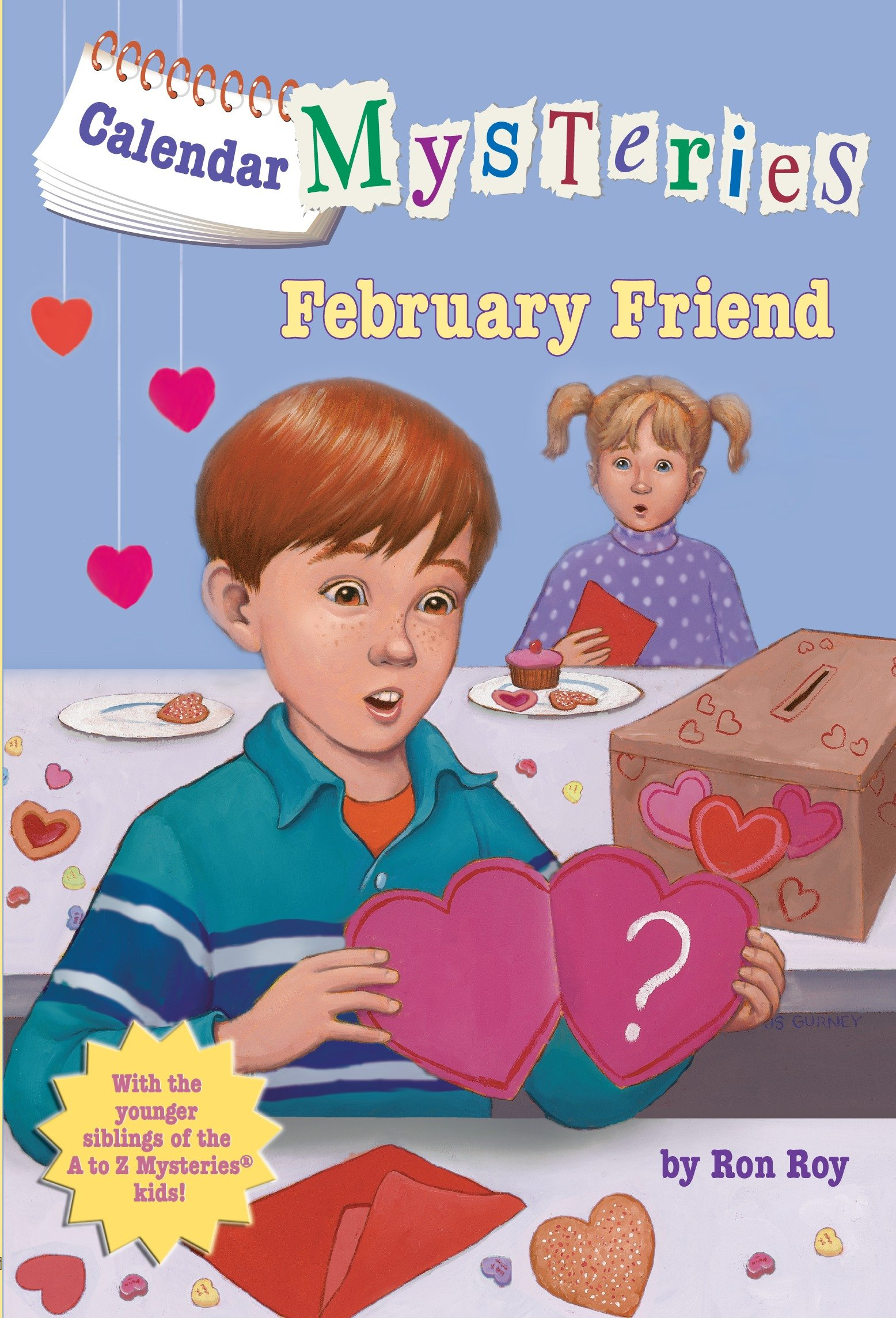 February Friend cover image