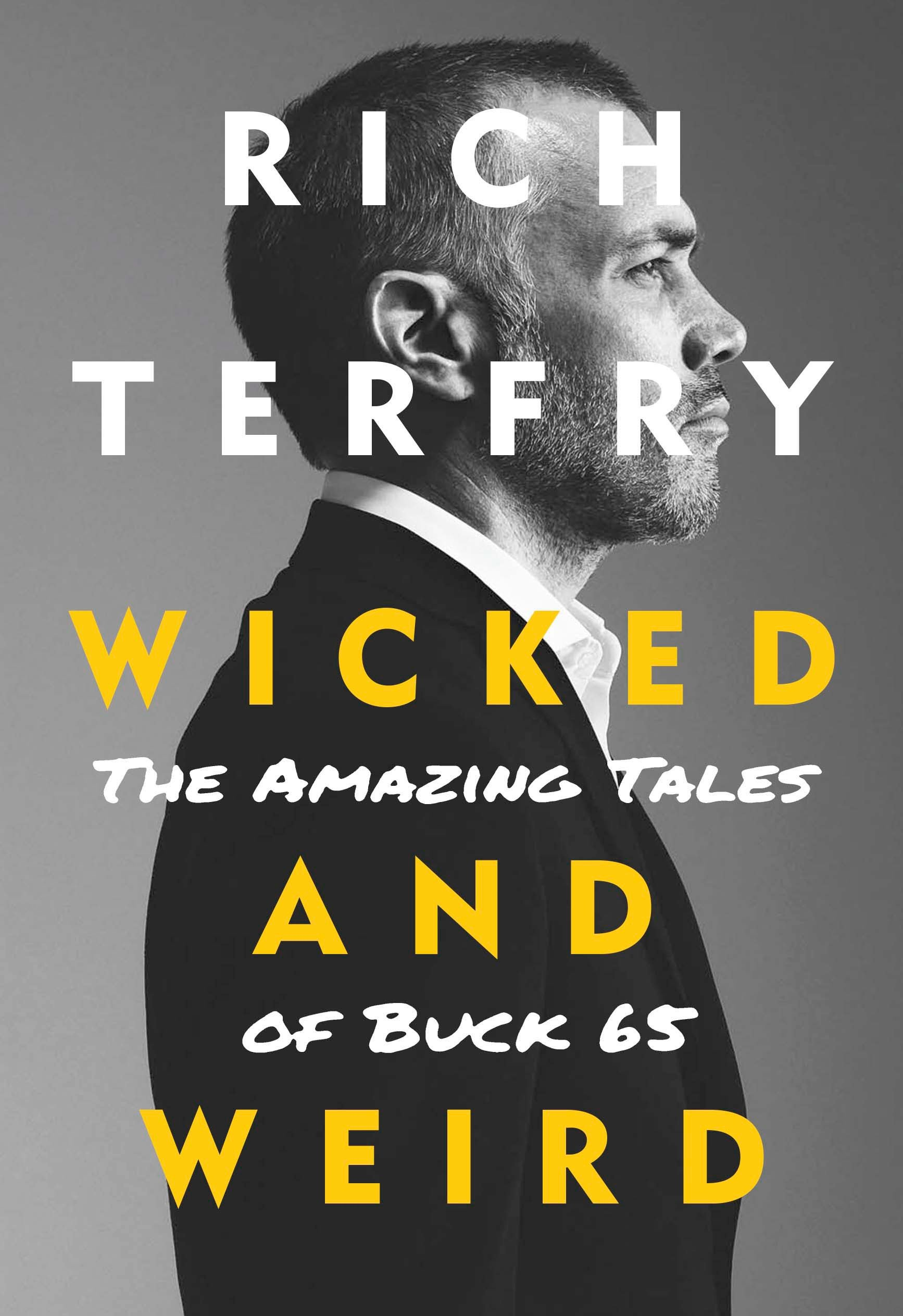 Cover Image of Wicked and Weird