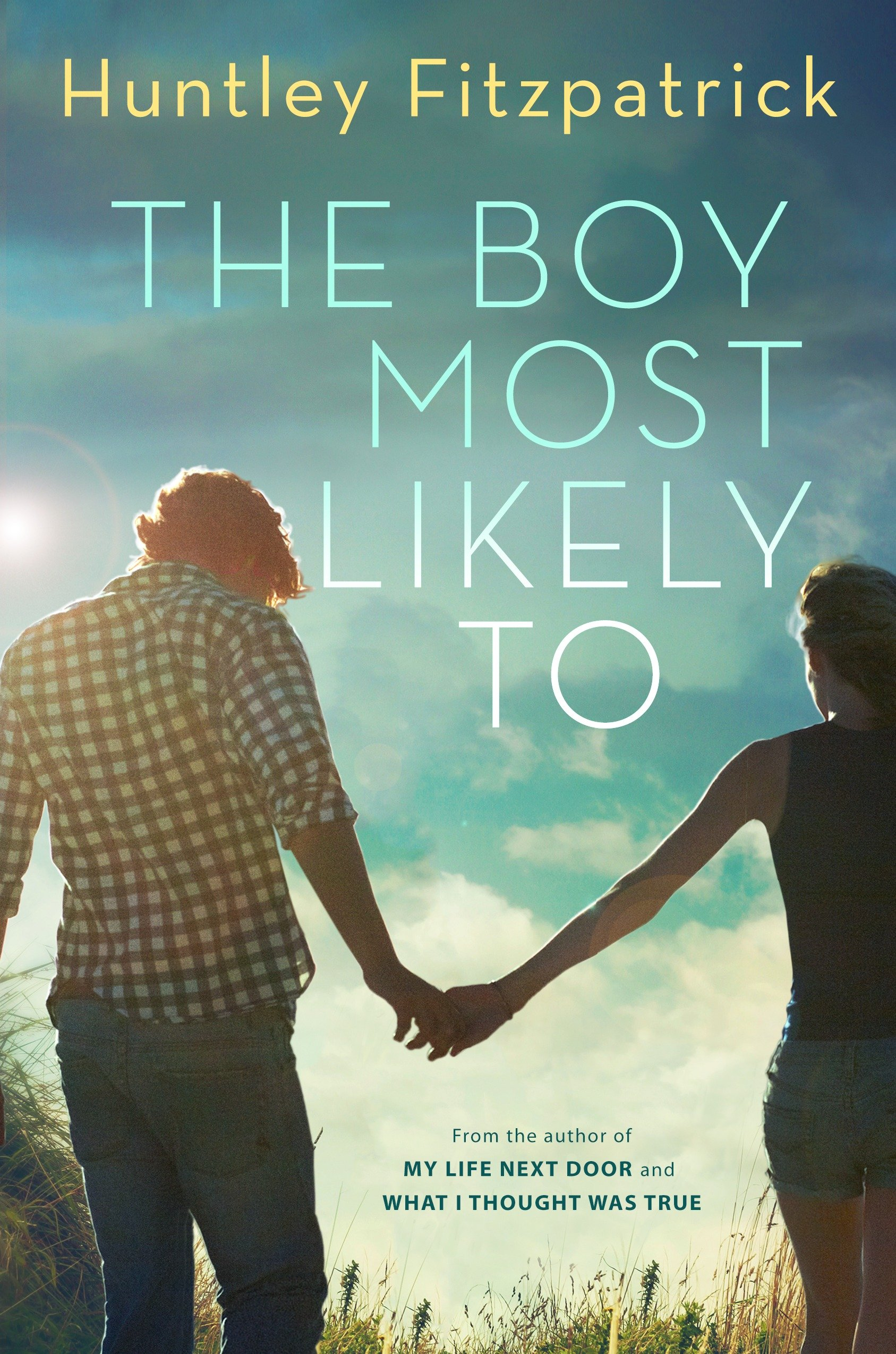 Cover Image of The Boy Most Likely To