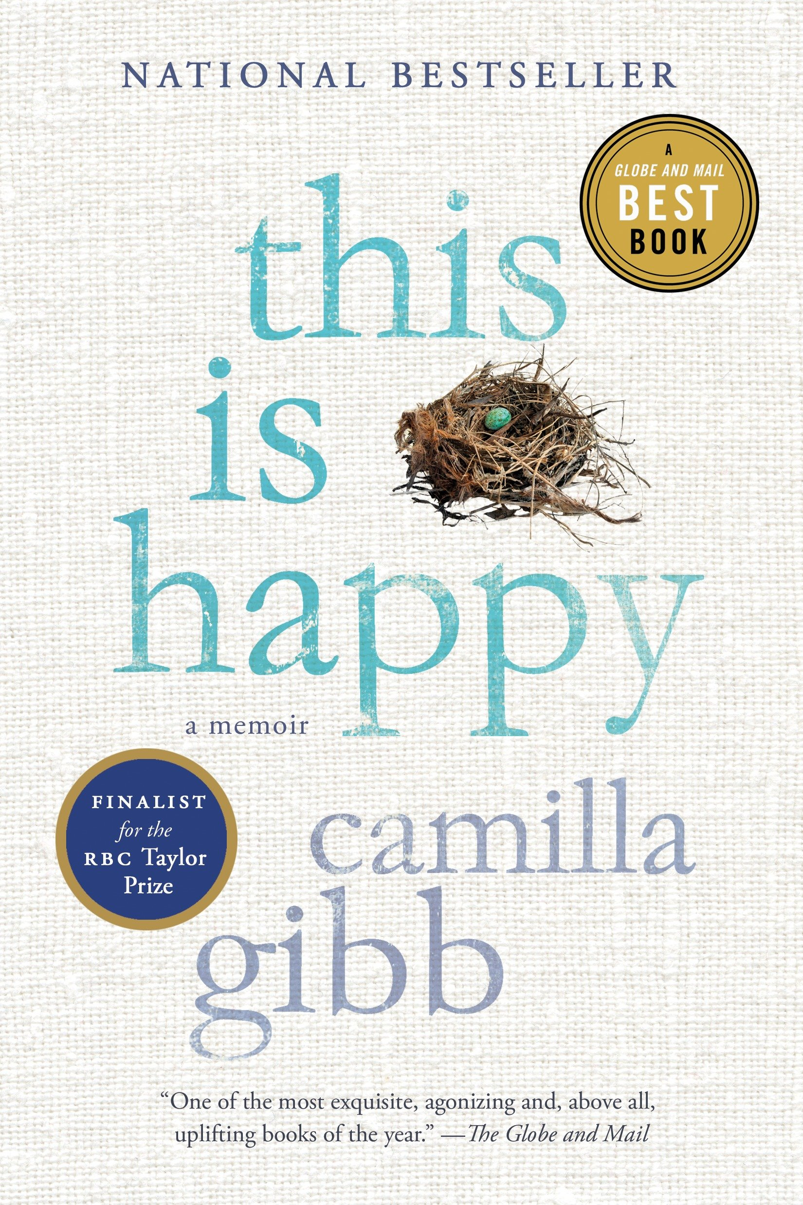Cover Image of This Is Happy
