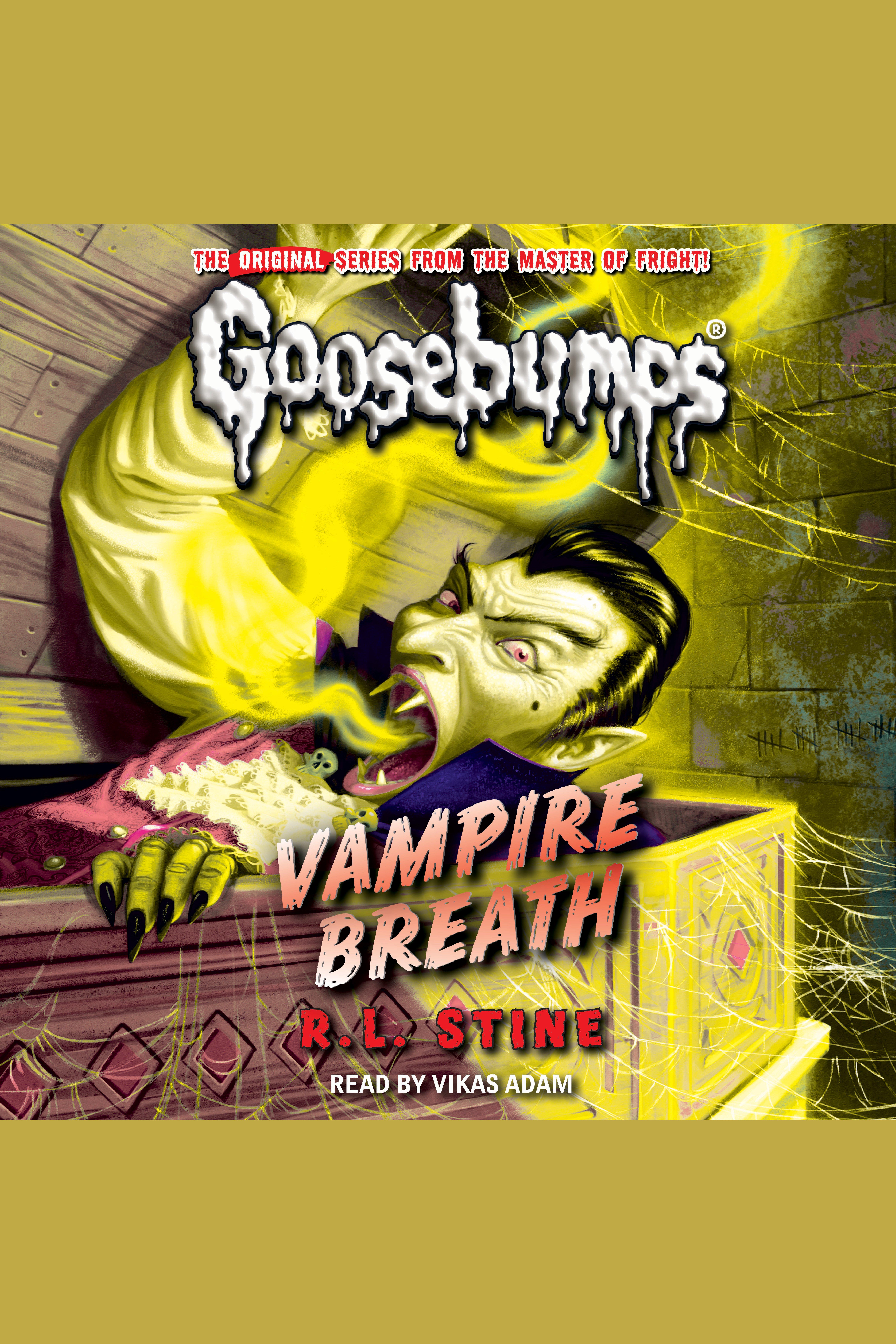 Classic Goosebumps - Vampire Breath Vampire Breath