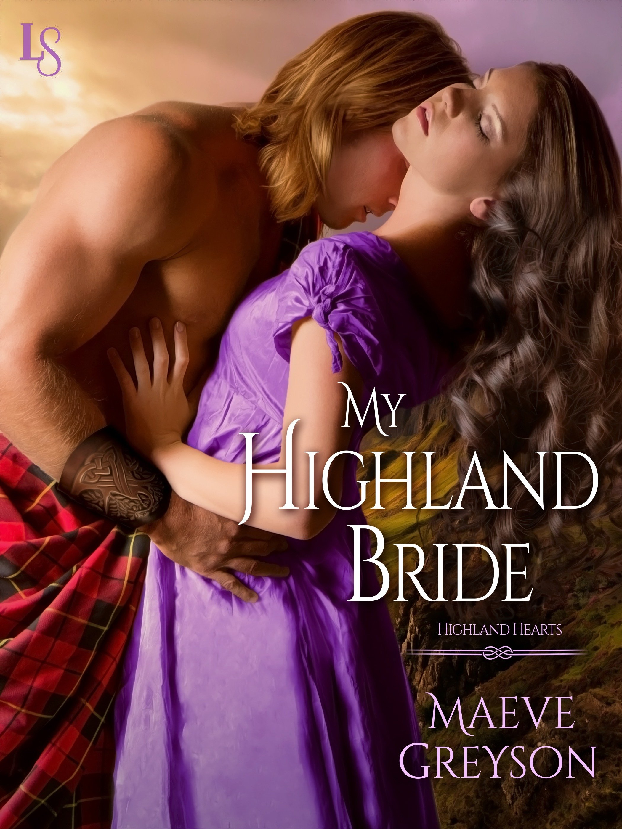 My highland bride cover image