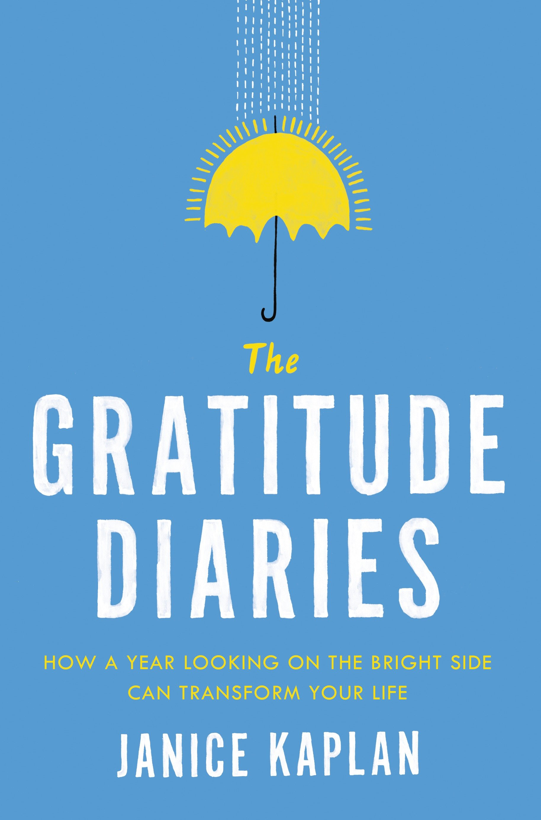 Cover Image of The Gratitude Diaries
