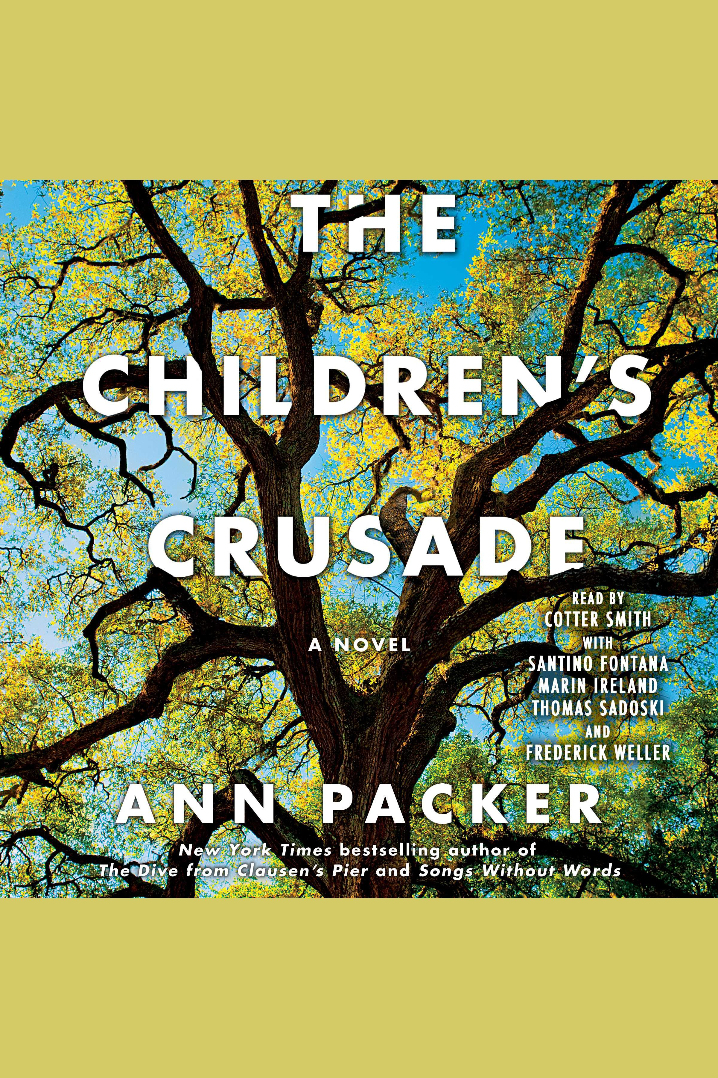 Cover Image of The Children's Crusade