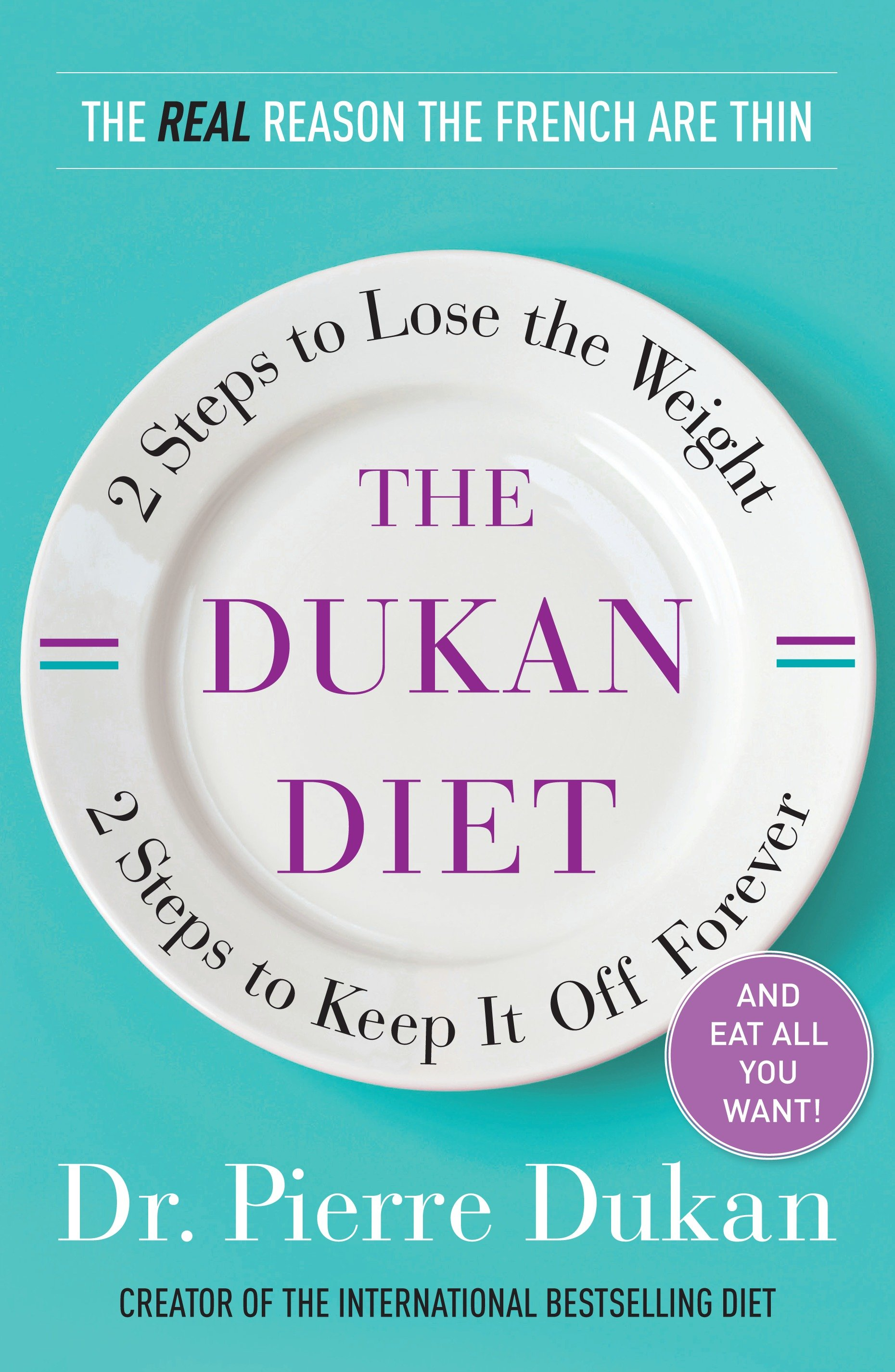 The Dukan diet cover image