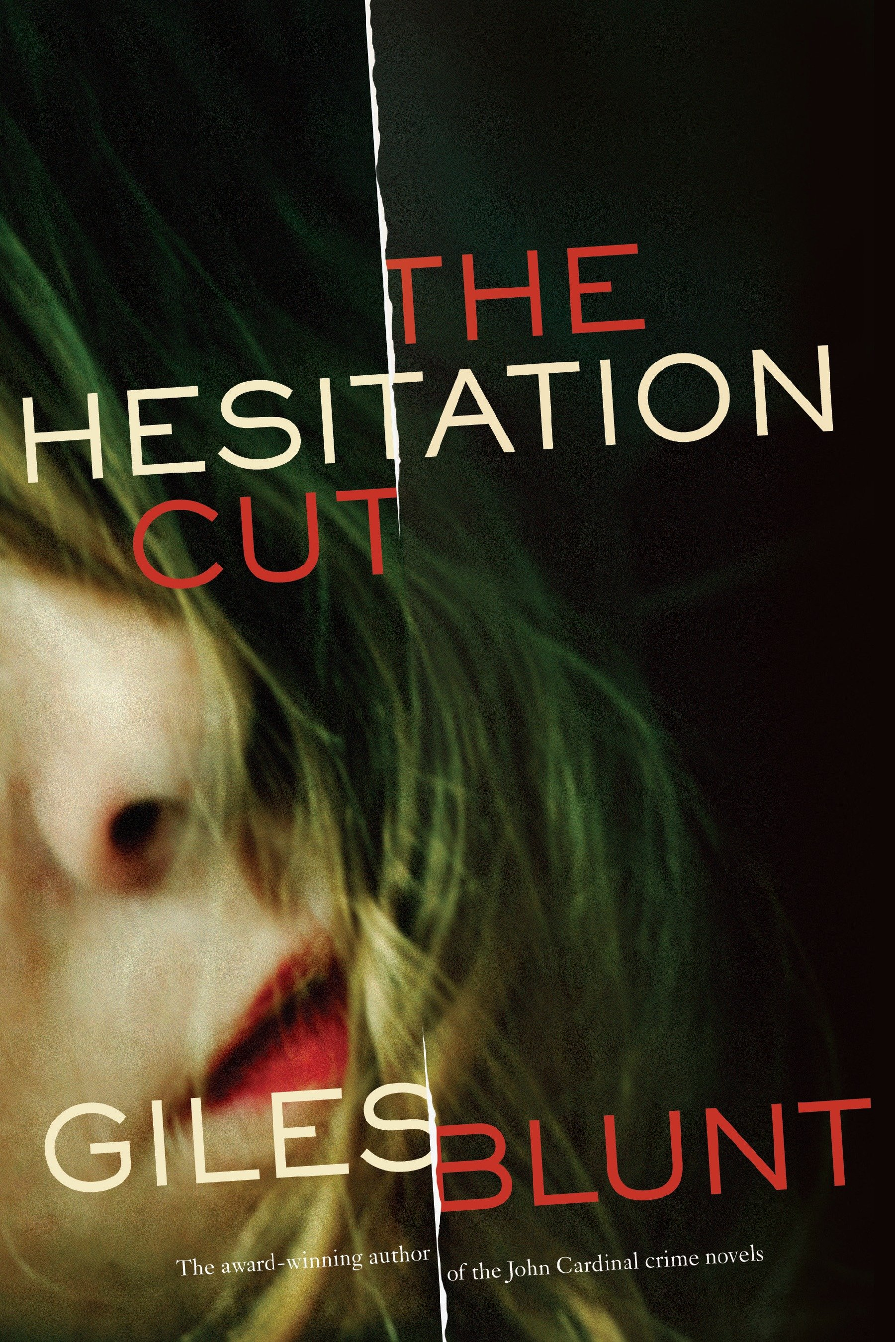 Cover Image of The Hesitation Cut