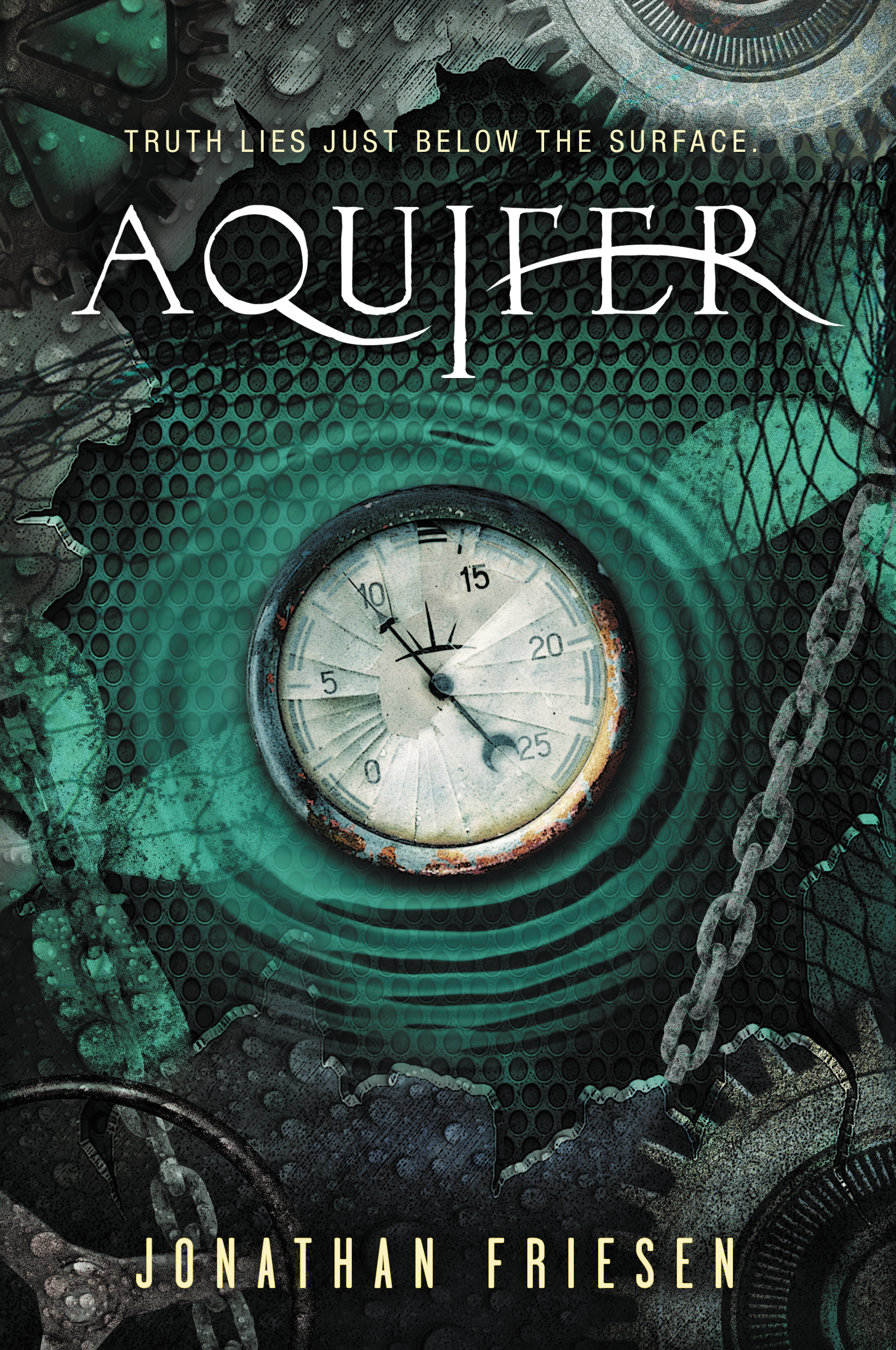 Cover Image of Aquifer