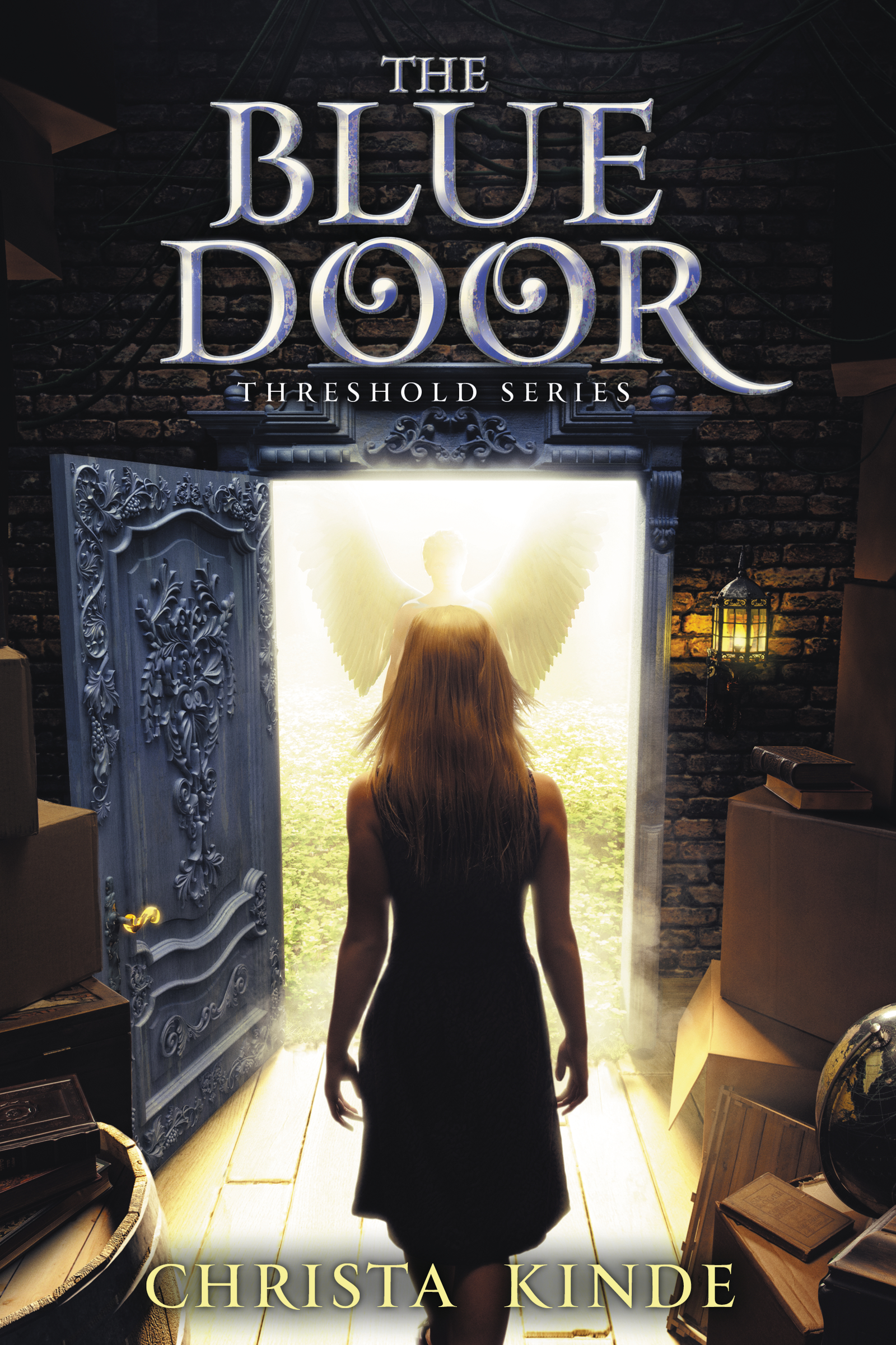 Cover Image of The Blue Door