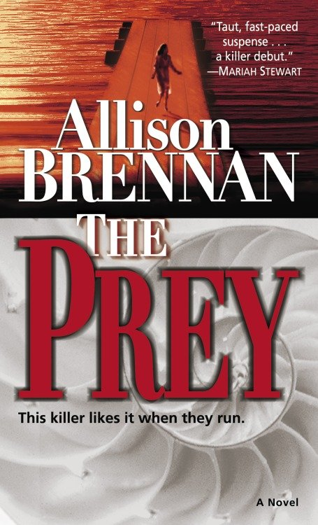 Cover image for The Prey [electronic resource] : A Novel